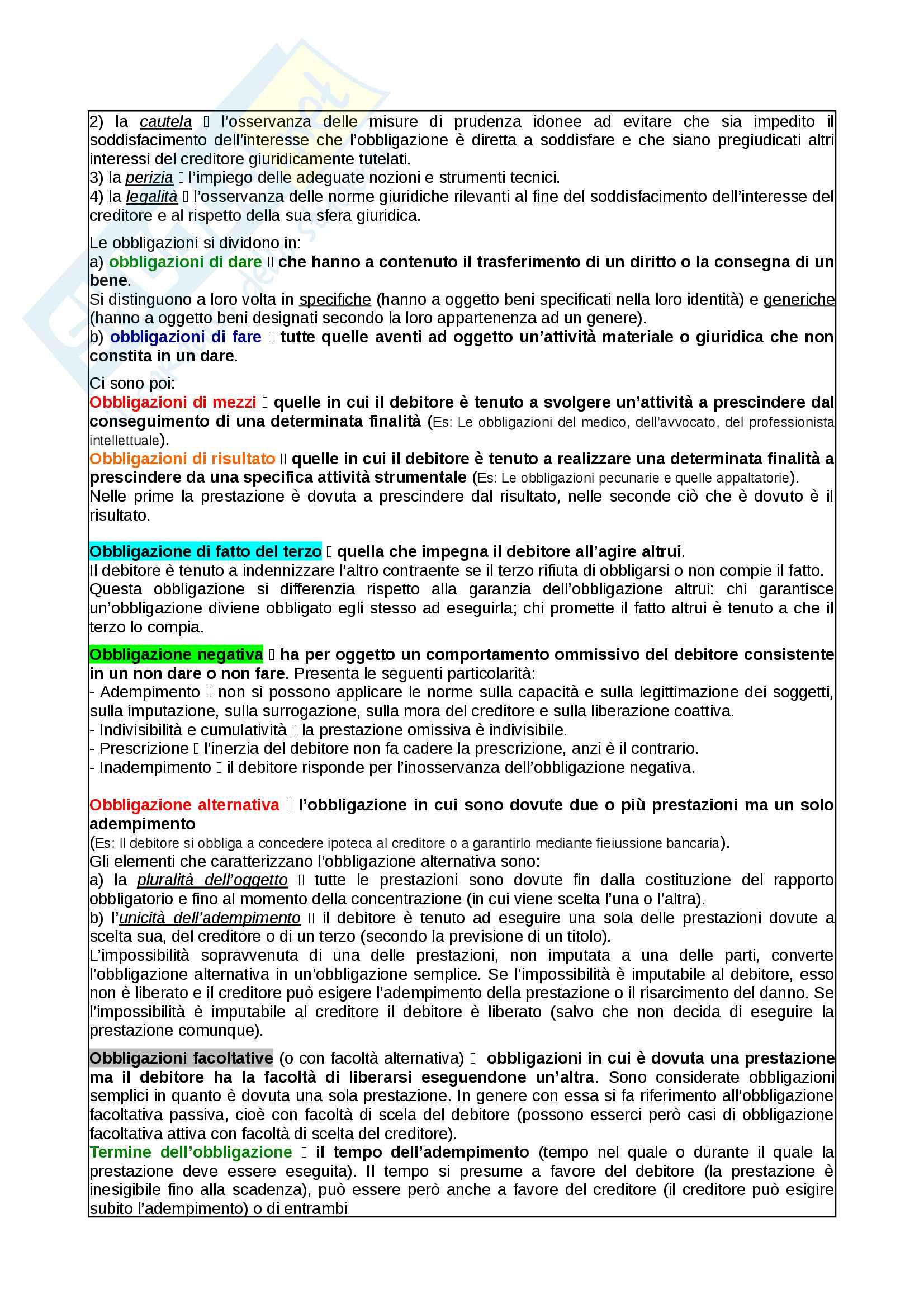 Appunti Diritto Privato Pag. 26