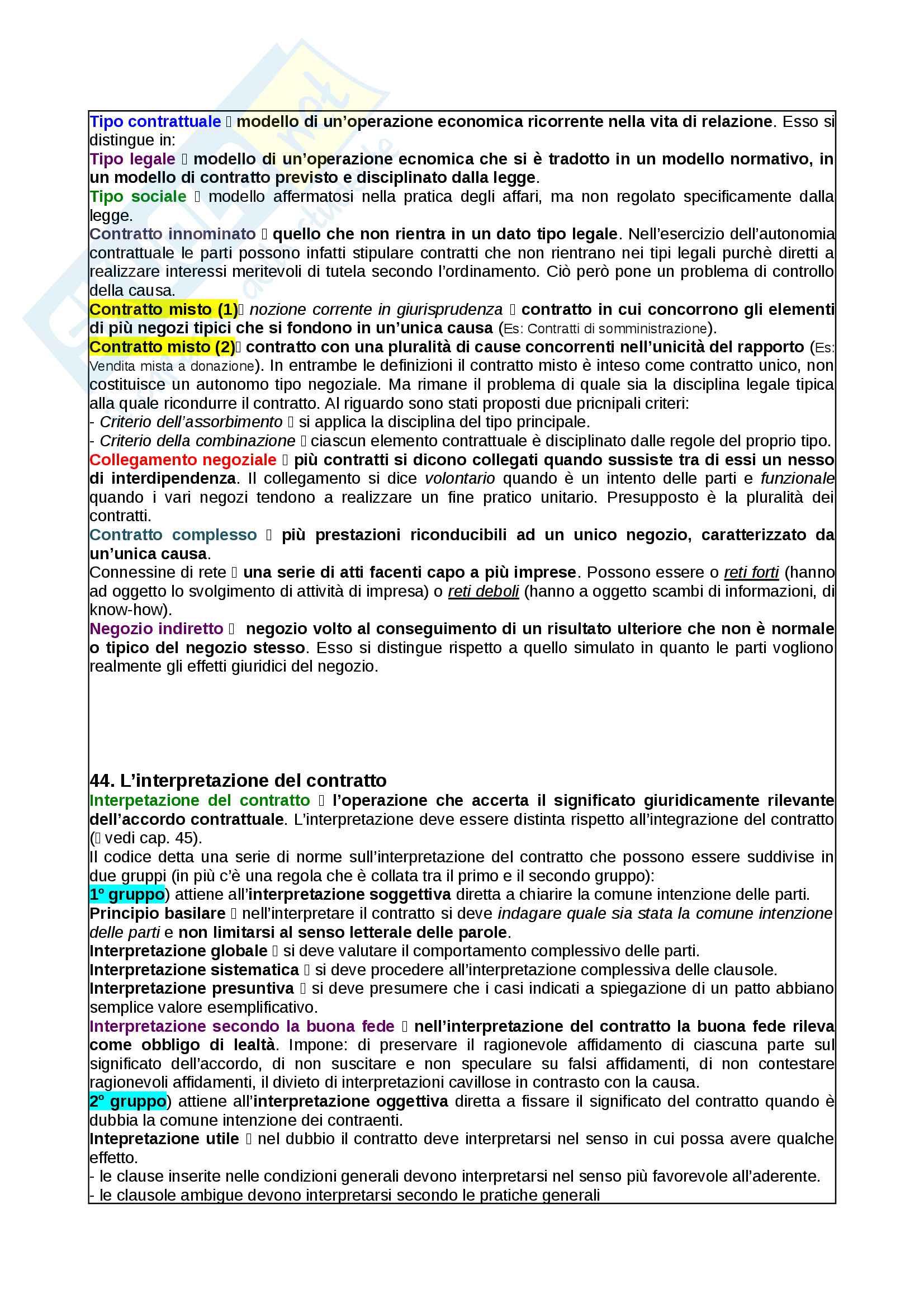 Appunti Diritto Privato Pag. 41