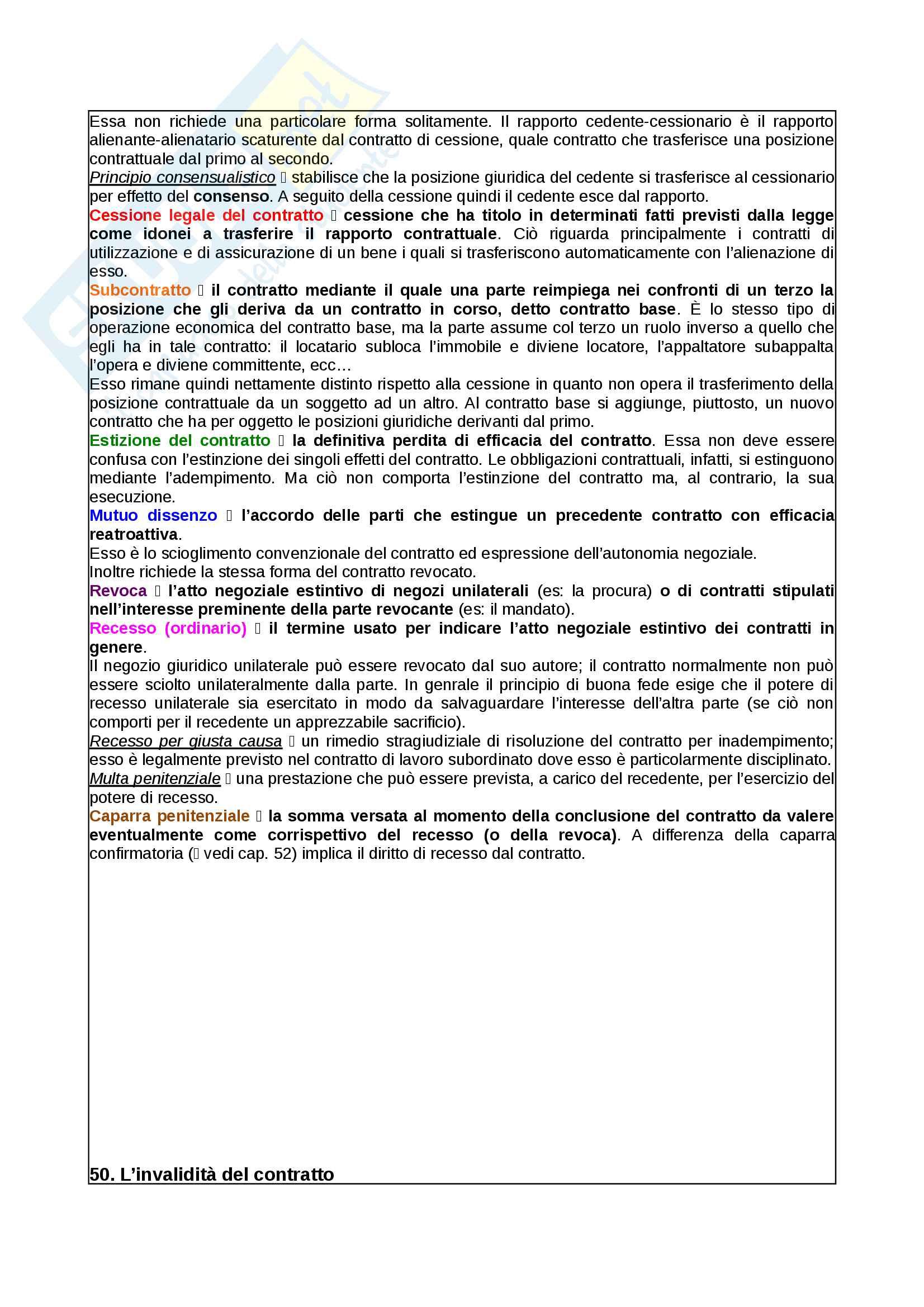 Appunti Diritto Privato Pag. 46