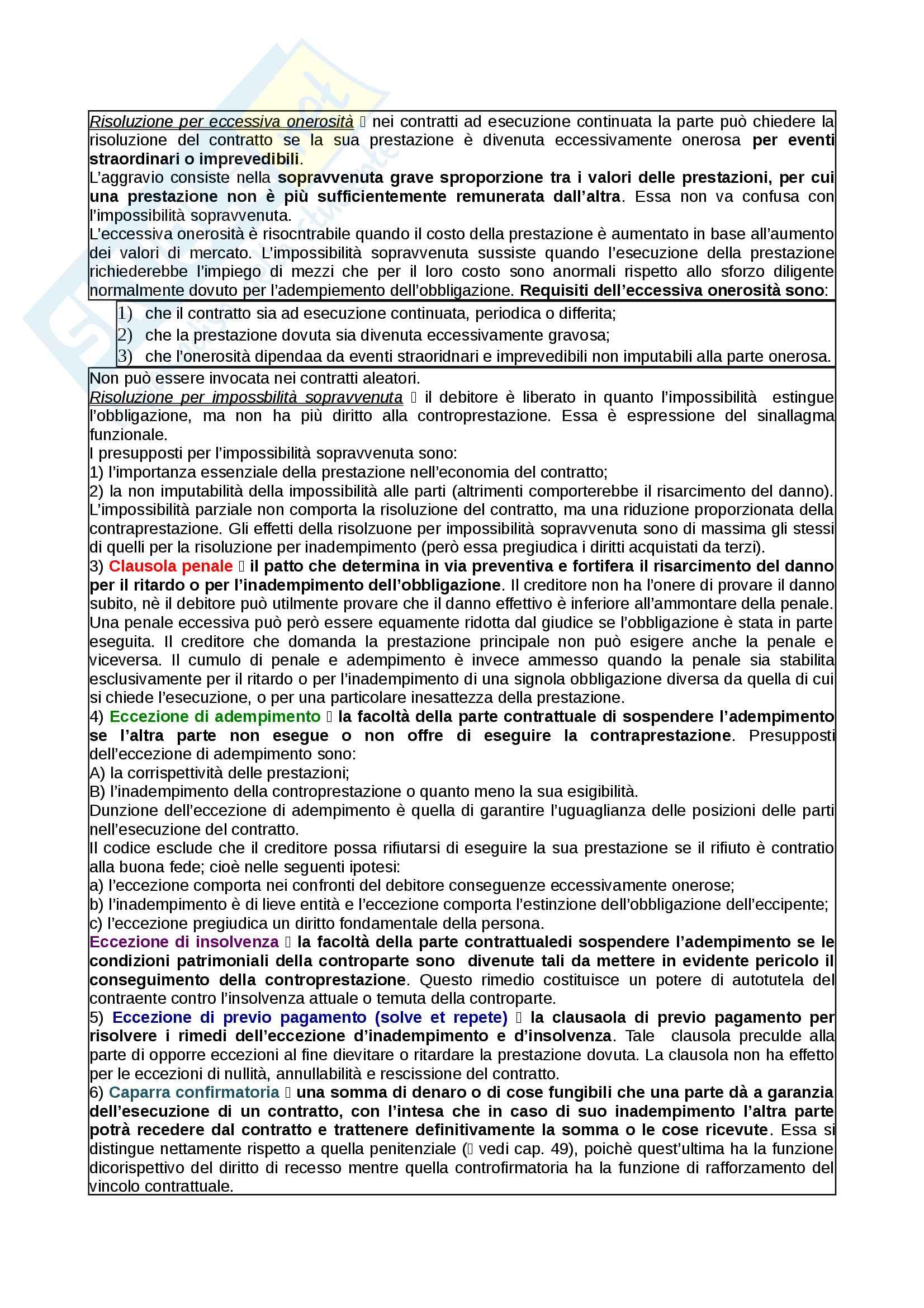 Appunti Diritto Privato Pag. 51