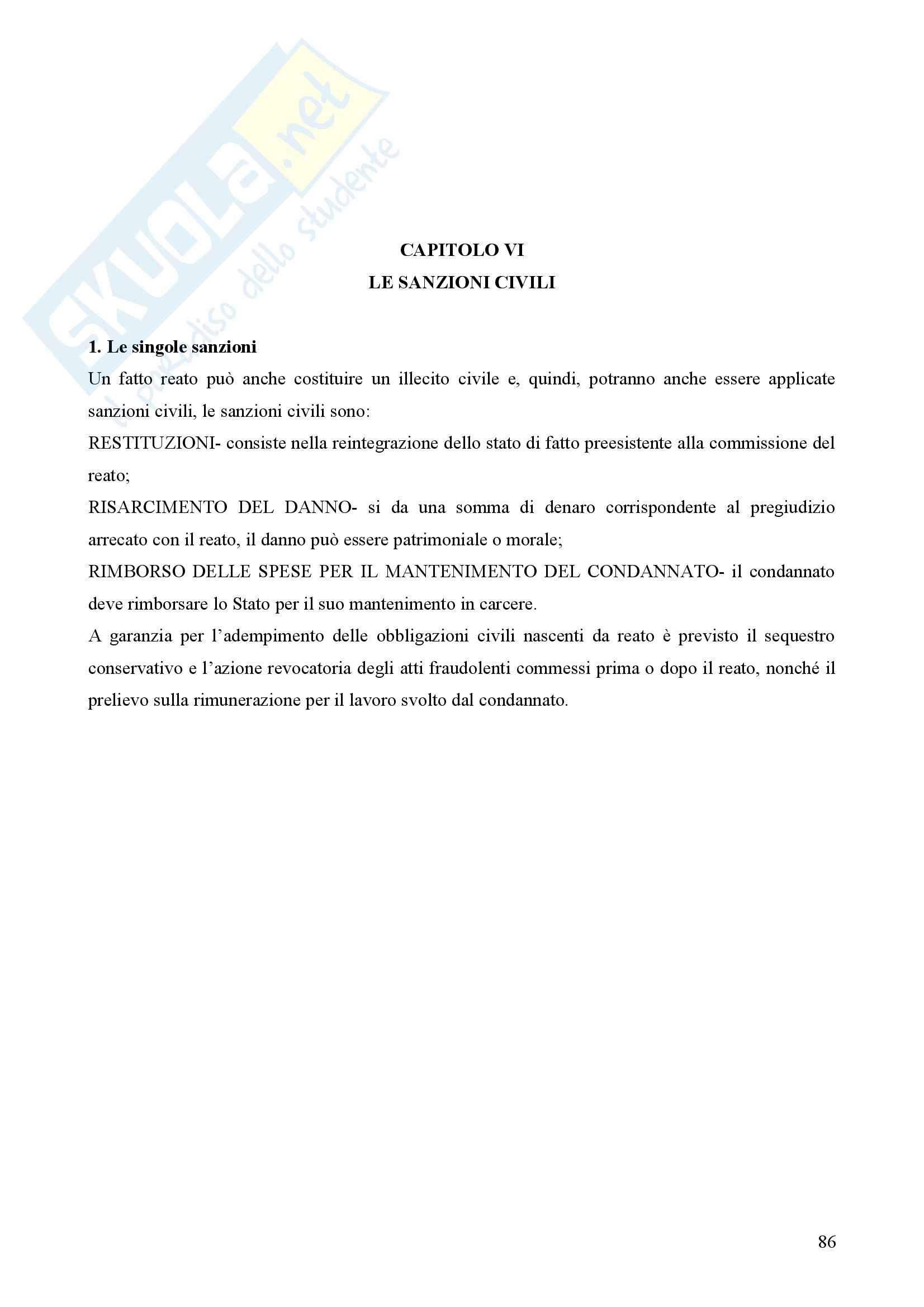 Diritto penale - Appunti Pag. 86