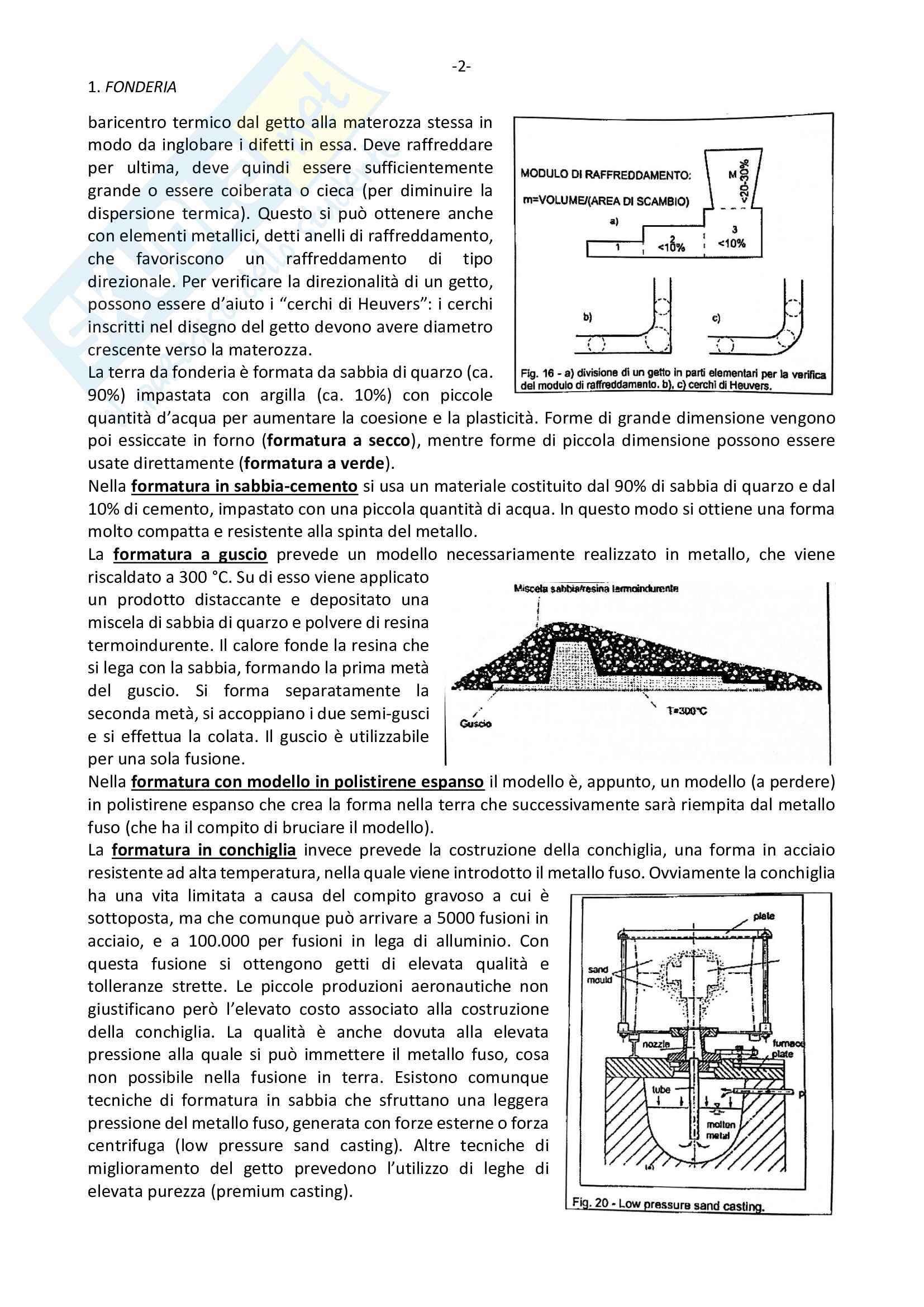 Tecnologia delle costruzioni aeronautiche, TCA2, Daniele Fanteria Pag. 2