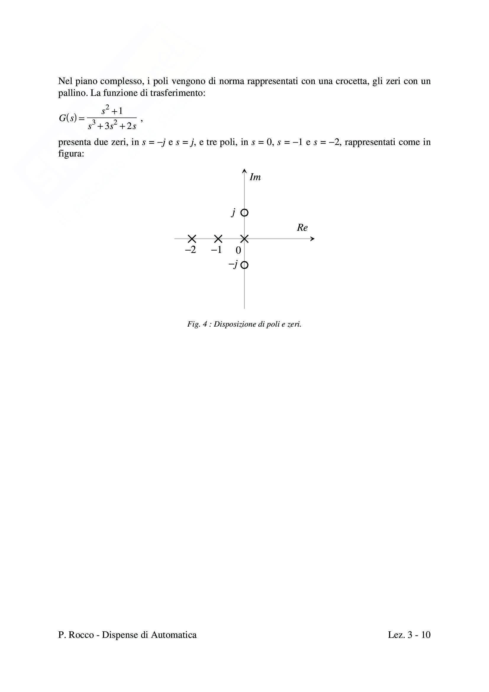 Automazione - Appunti Pag. 41