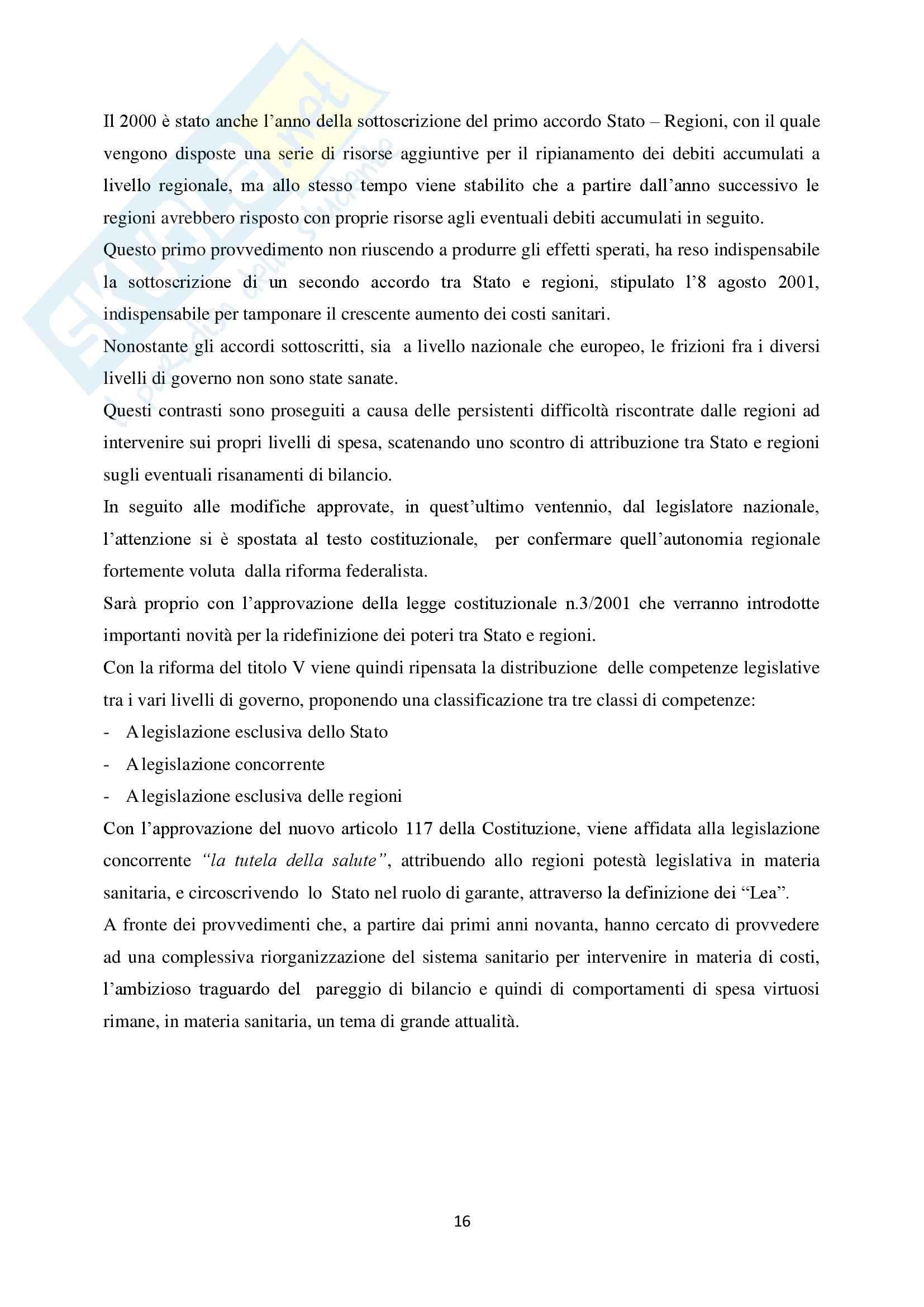 Scienza dell'amministrazione - Appunti Pag. 16
