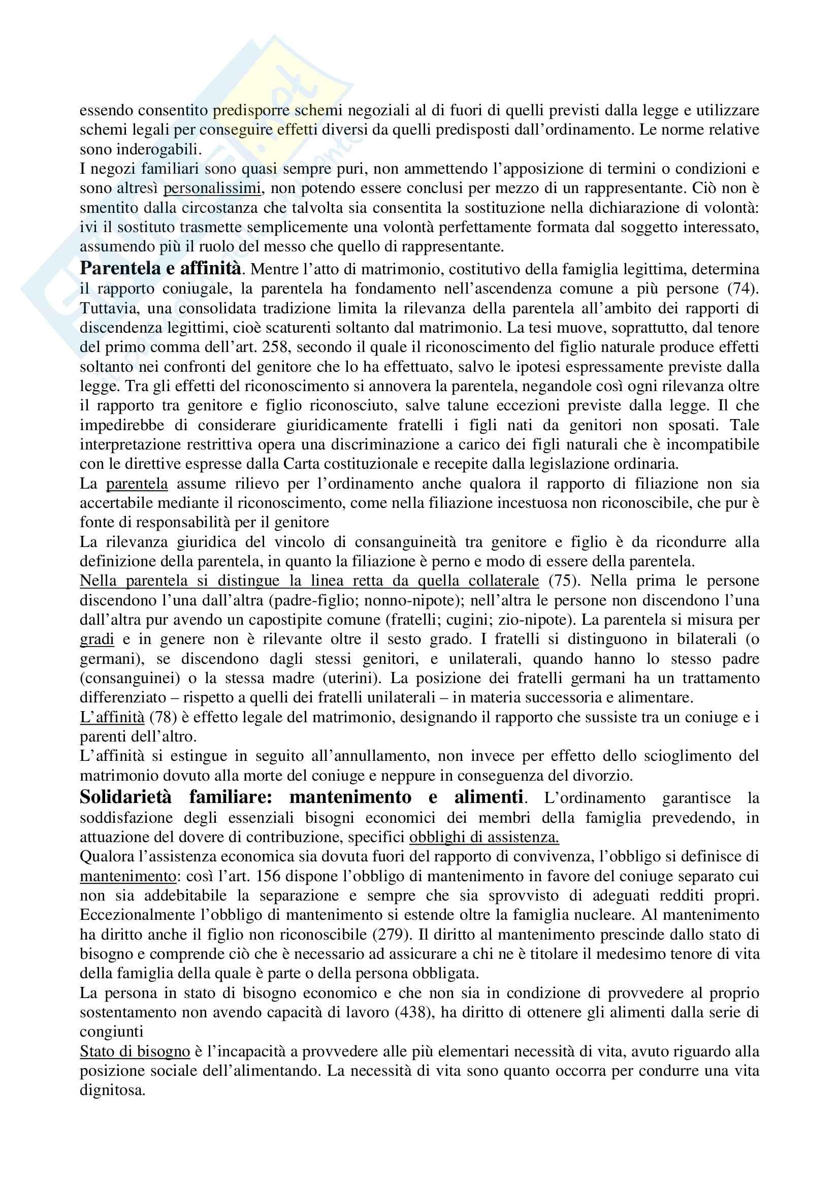 Riassunto esame Diritto Privato, prof. Perlingieri, libro consigliato Manuale di Diritto Civile Pag. 2