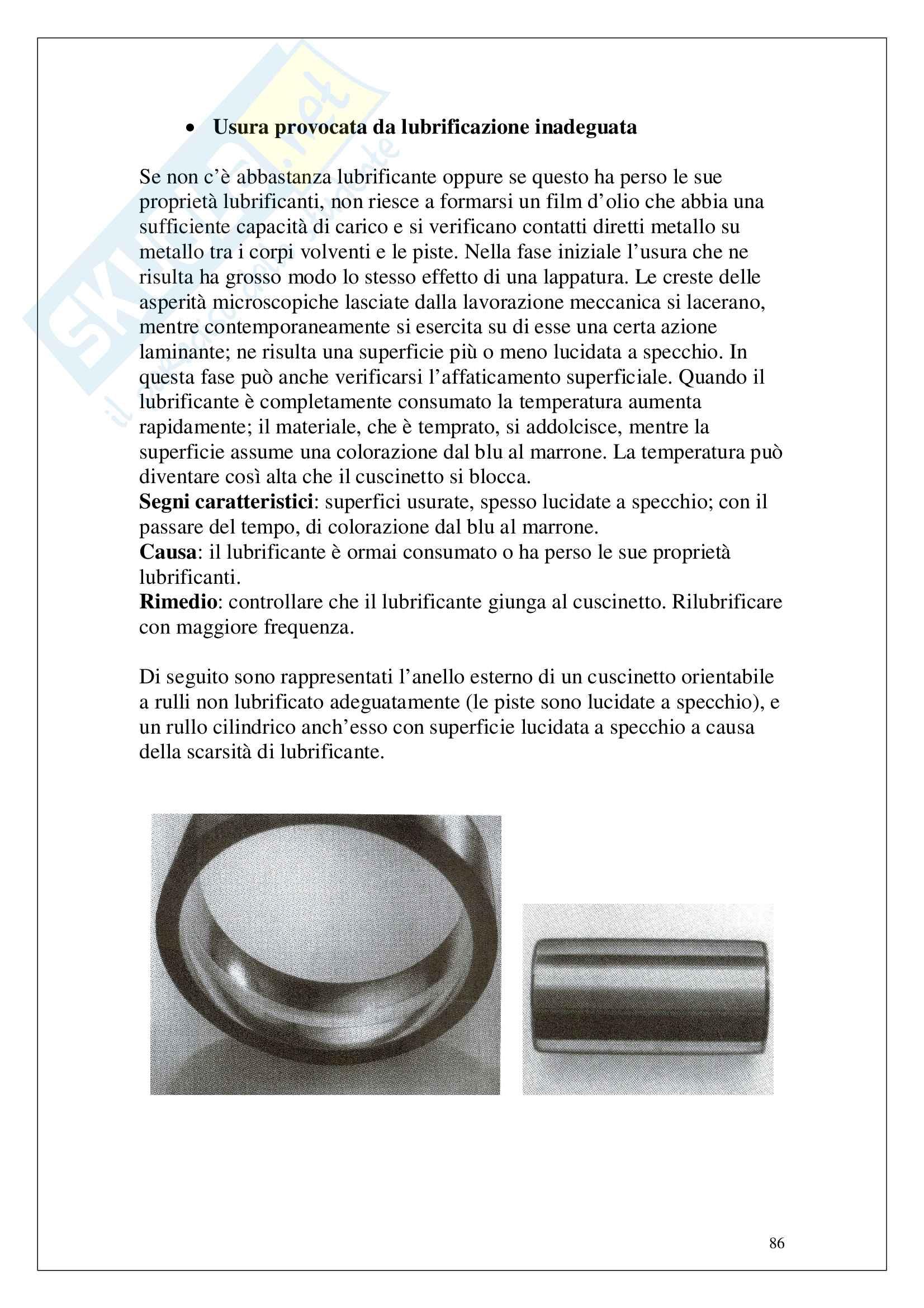 Scelta di cuscinetti per ventilatore centrifugo Pag. 86