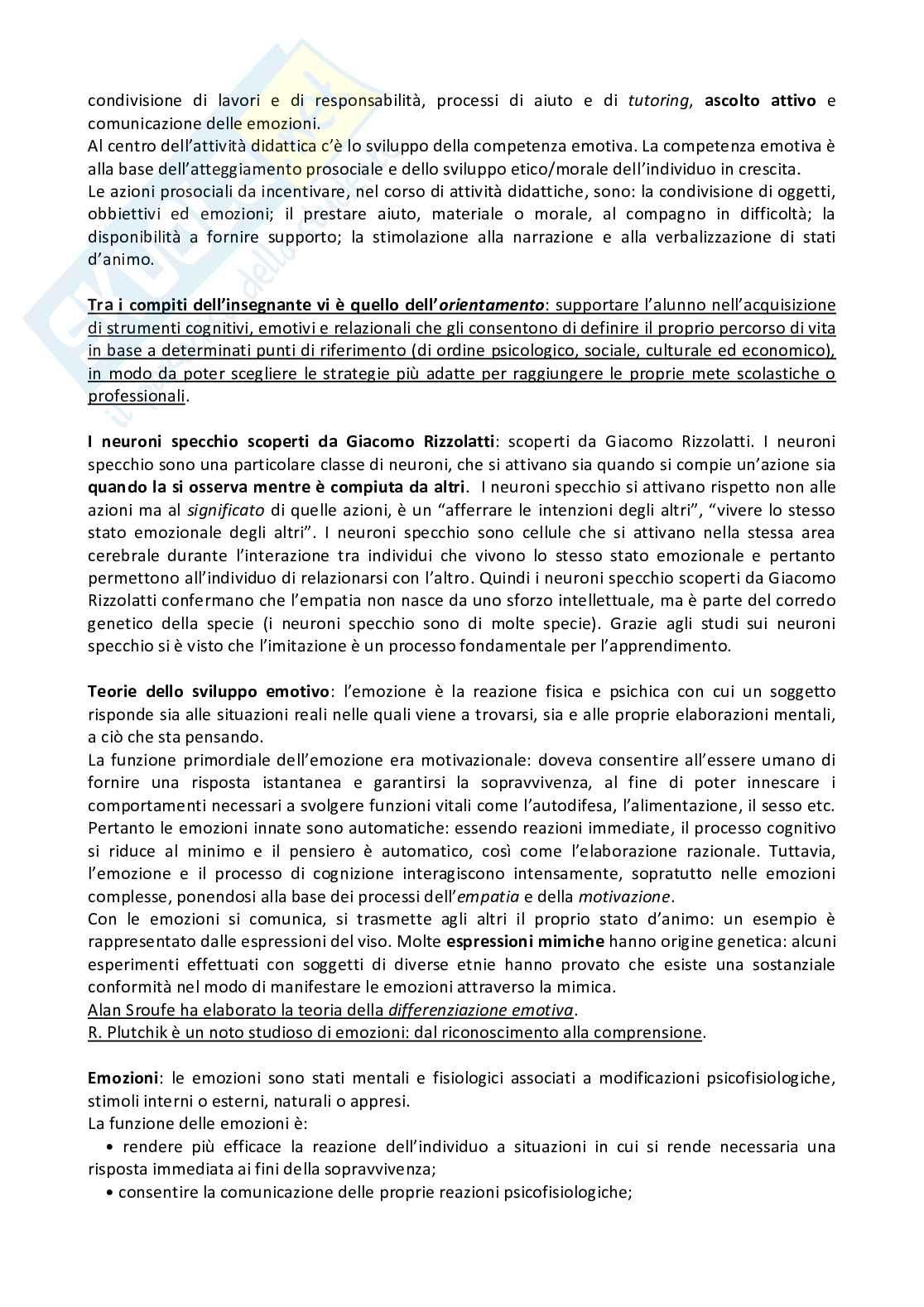 TFA sostegno secondaria secondo grado Pag. 11