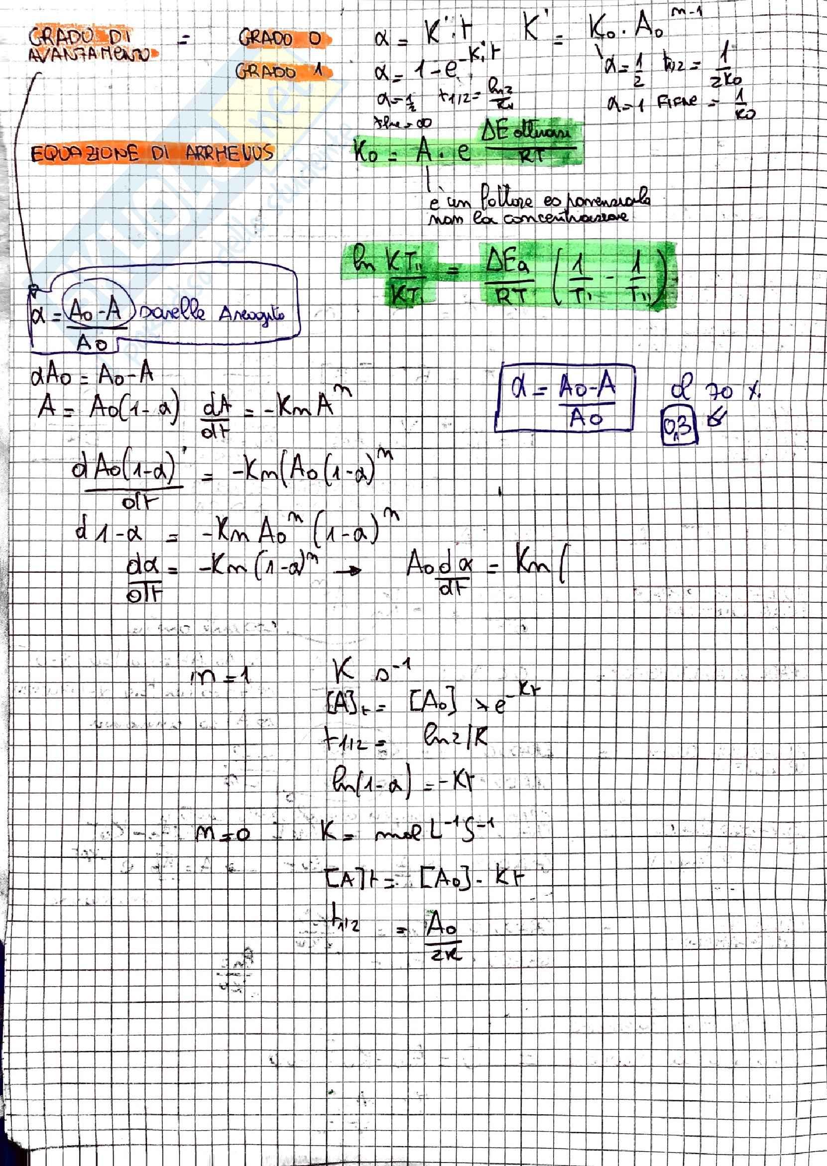 Formulario Chimica fisica Pag. 6