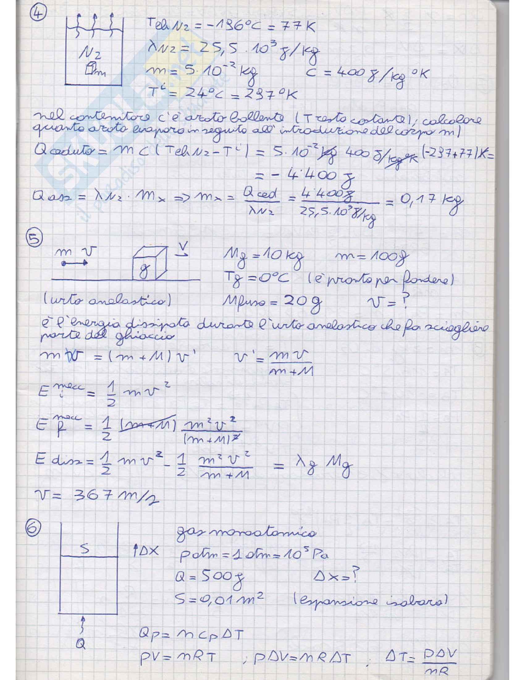 Lezioni, Fondamenti di fisica sperimentale Pag. 81
