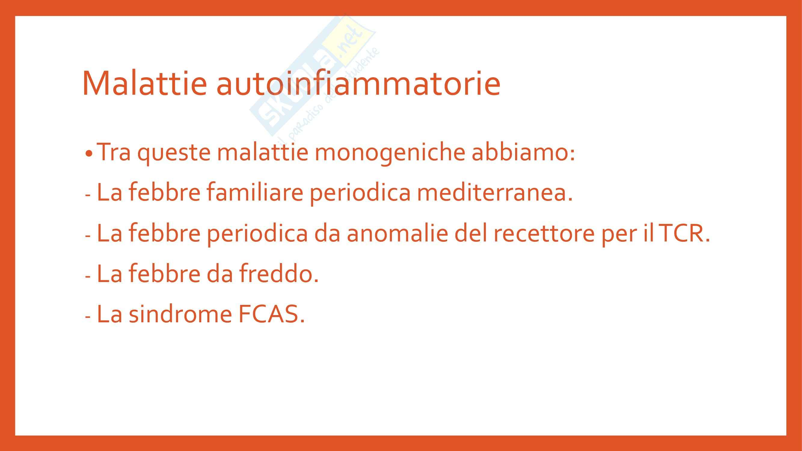 Immunologia - Inflammosoma Pag. 16