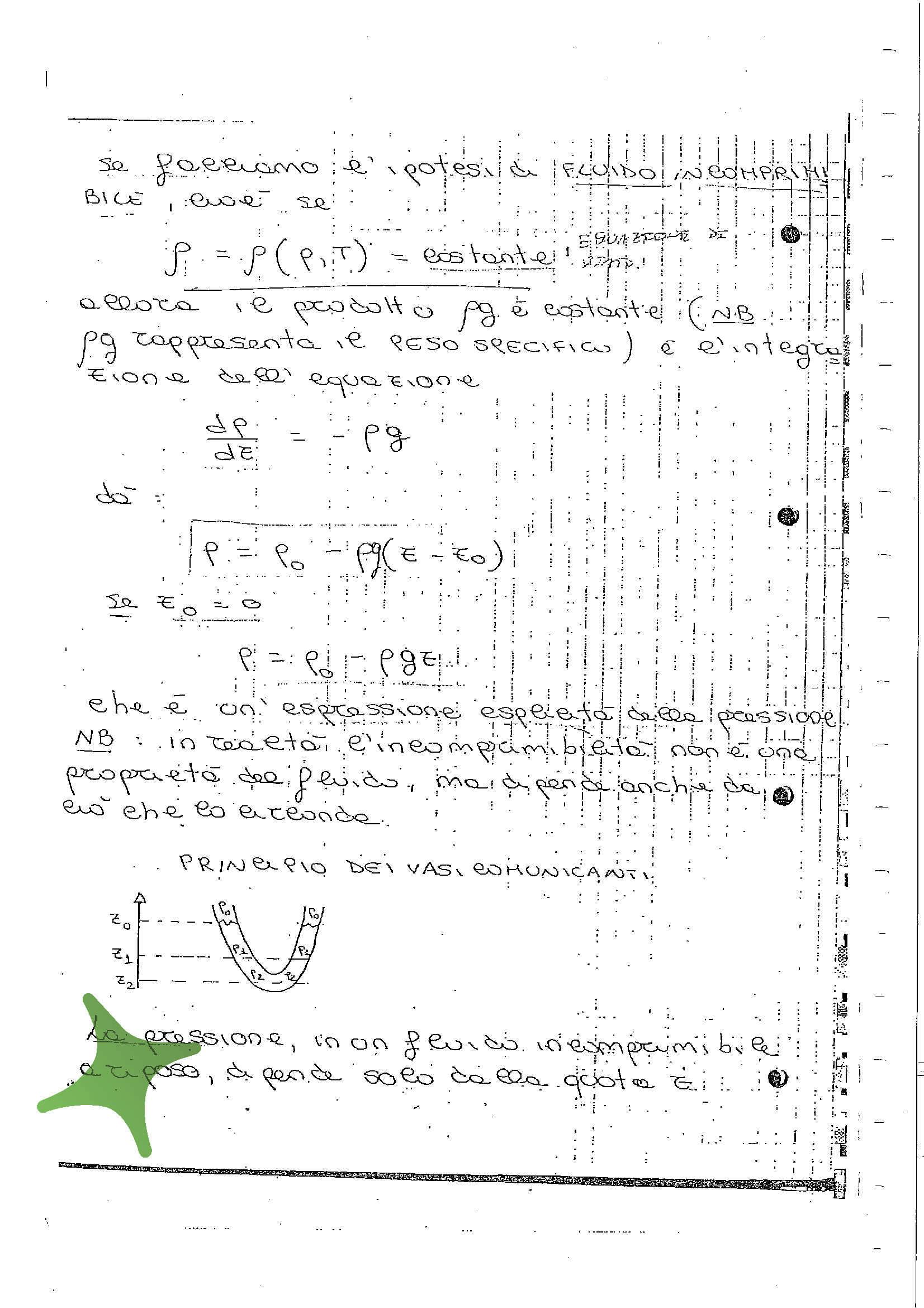 Meccanica dei fluidi - Appunti Pag. 16