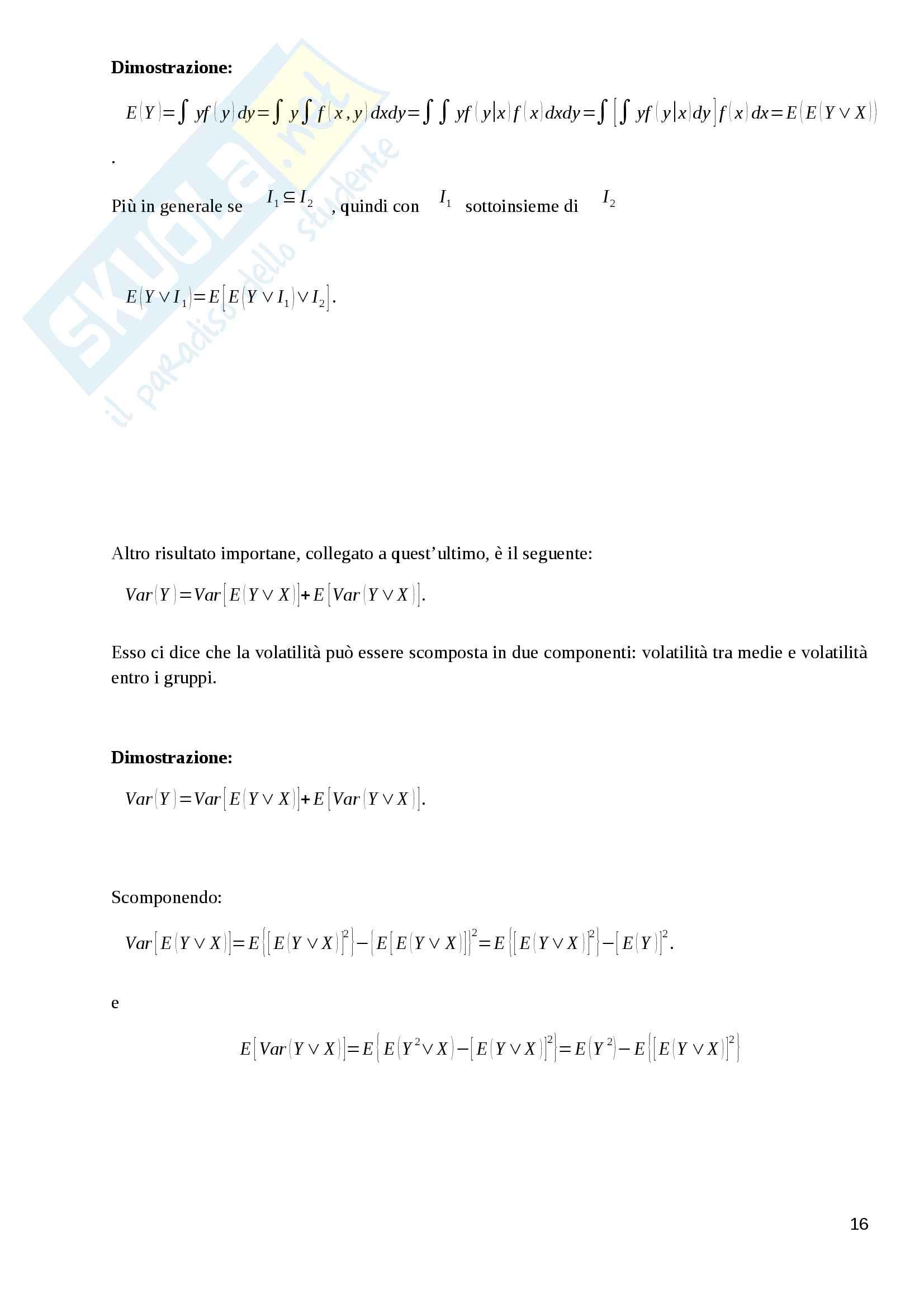 Appunti Finanza Quantitativa Pag. 16