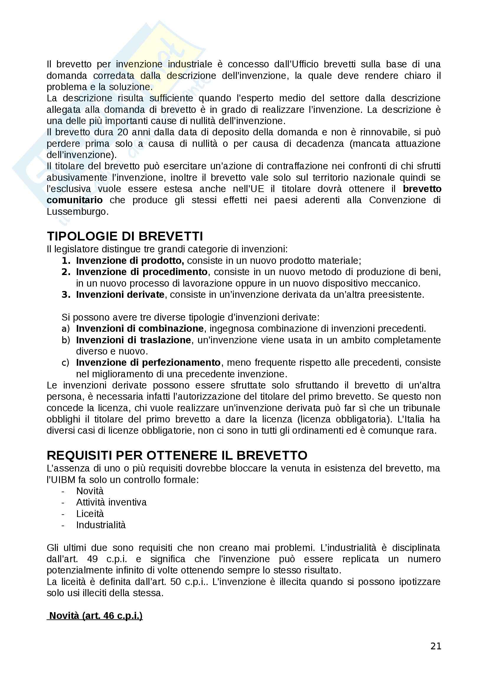 Diritto commerciale - Appunti Pag. 21