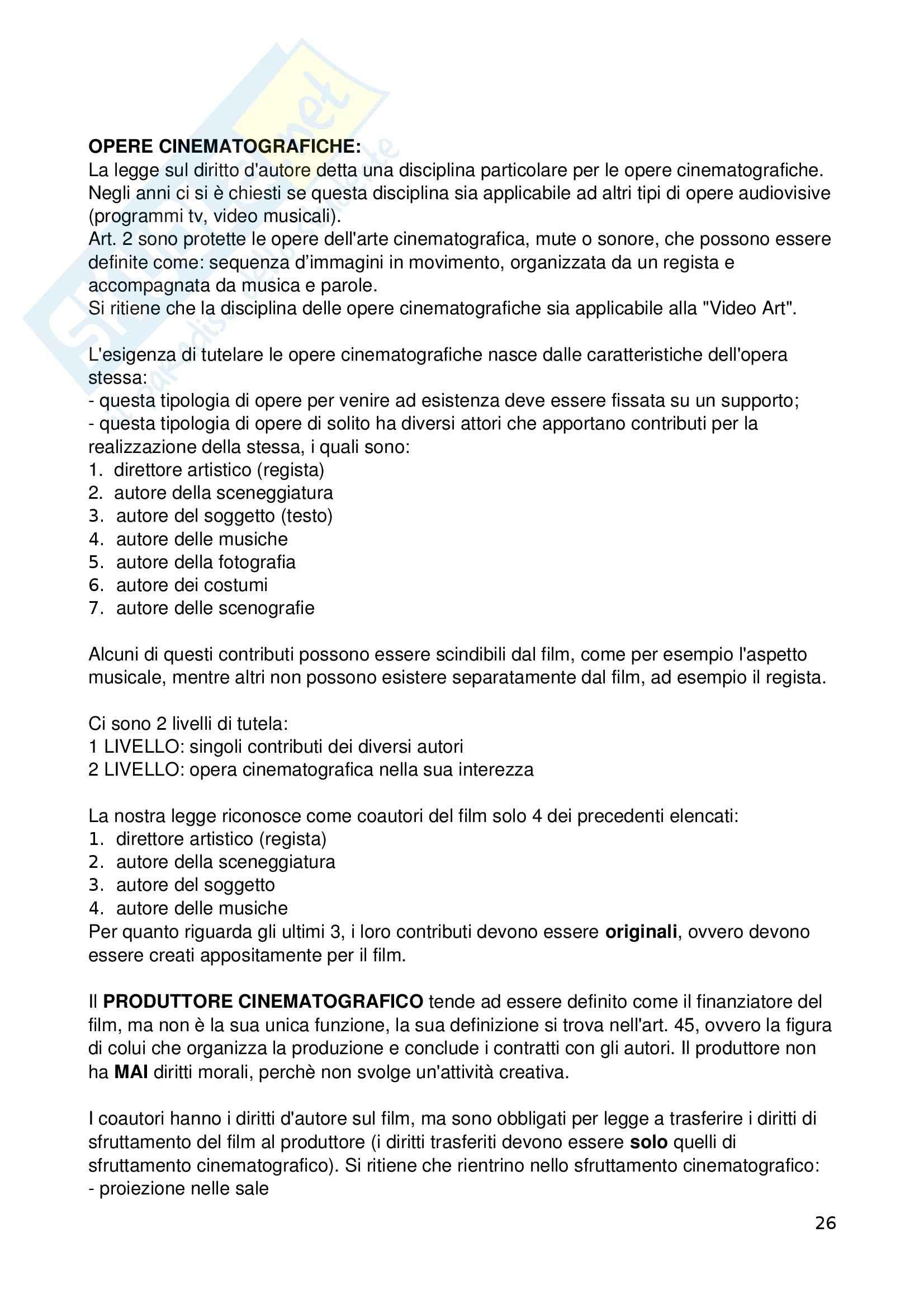 Diritto commerciale - Appunti Pag. 26