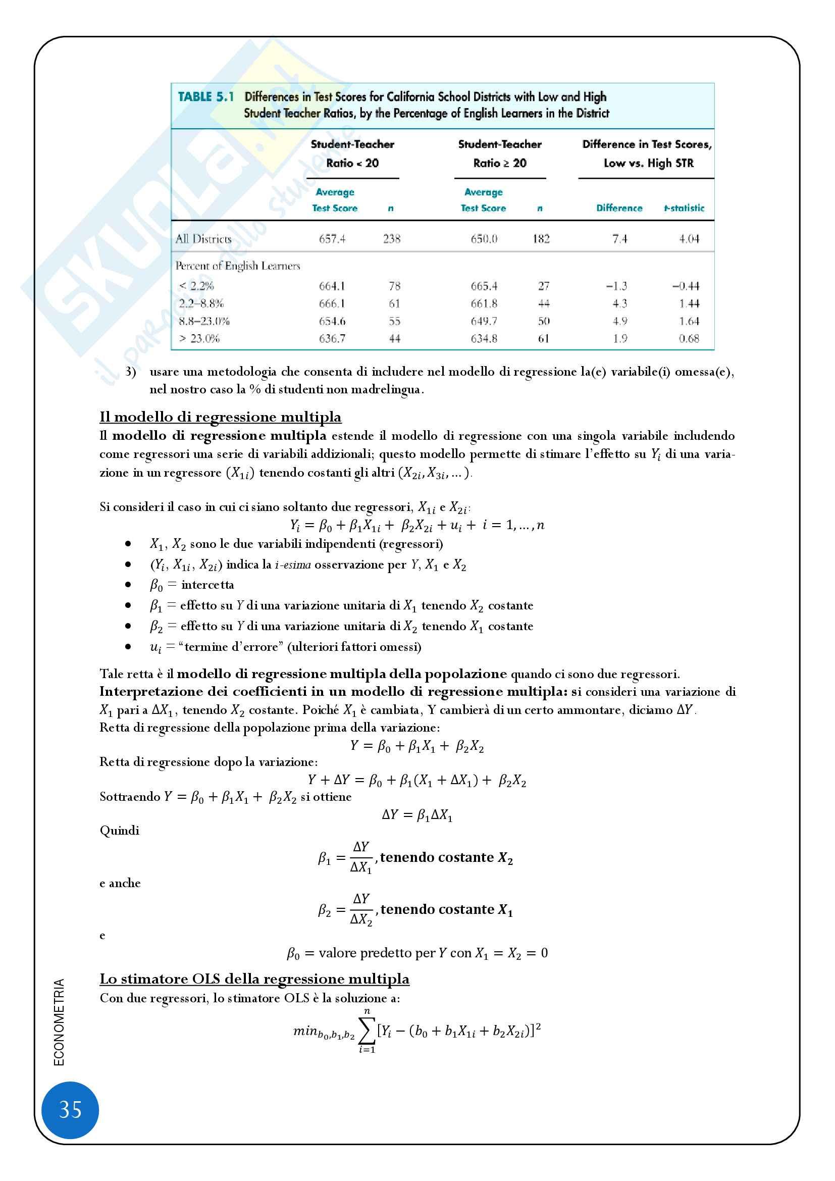 Econometria Pag. 36