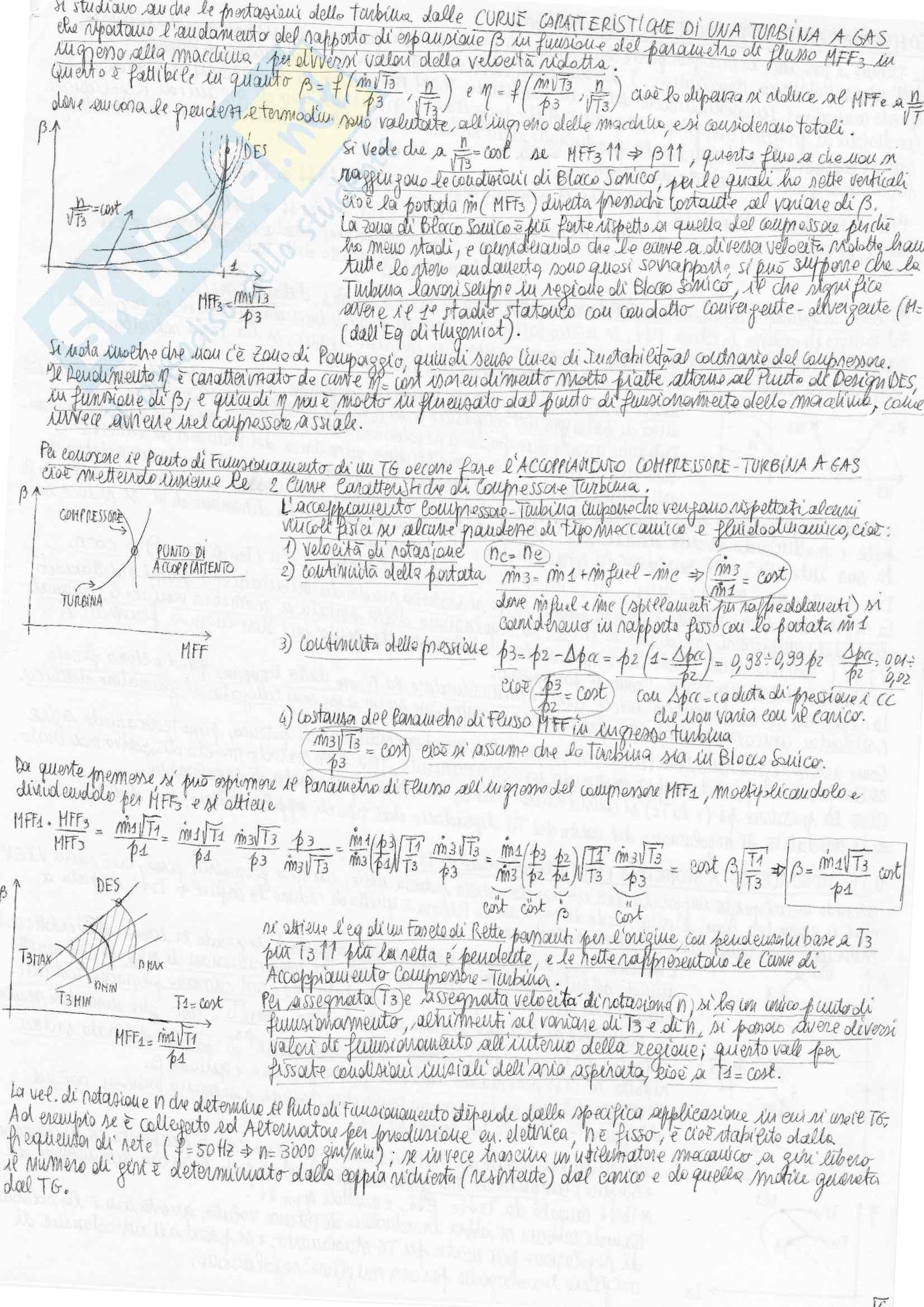 Riassunto esame Sistemi Energetici Avanzati e Cogenerazione, prof. Bianchi Pag. 11