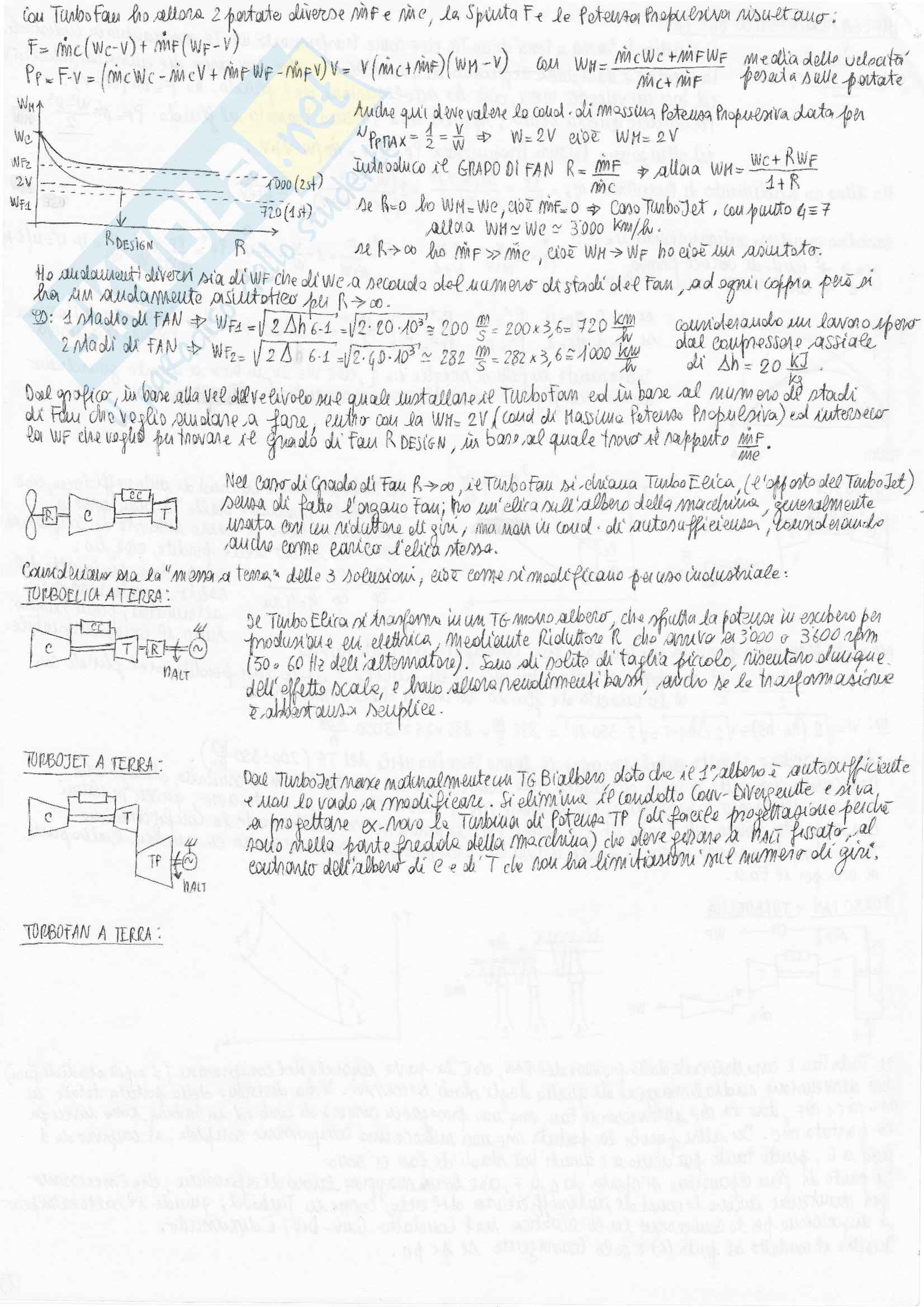 Riassunto esame Sistemi Energetici Avanzati e Cogenerazione, prof. Bianchi Pag. 26