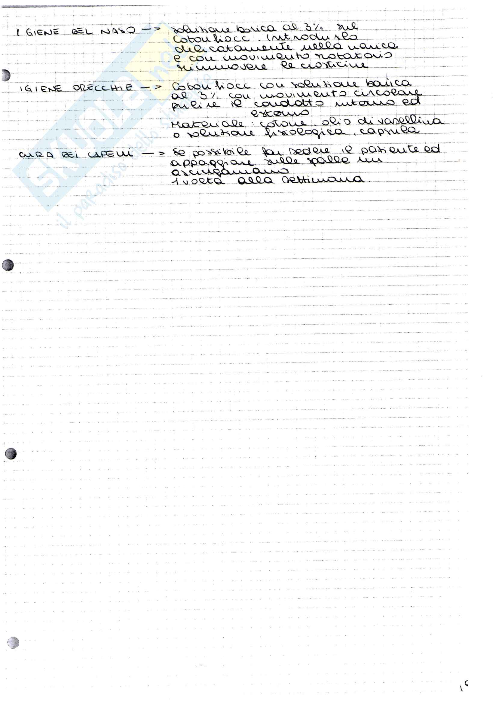 Infermieristica I - Infermieristica clinica Pag. 31