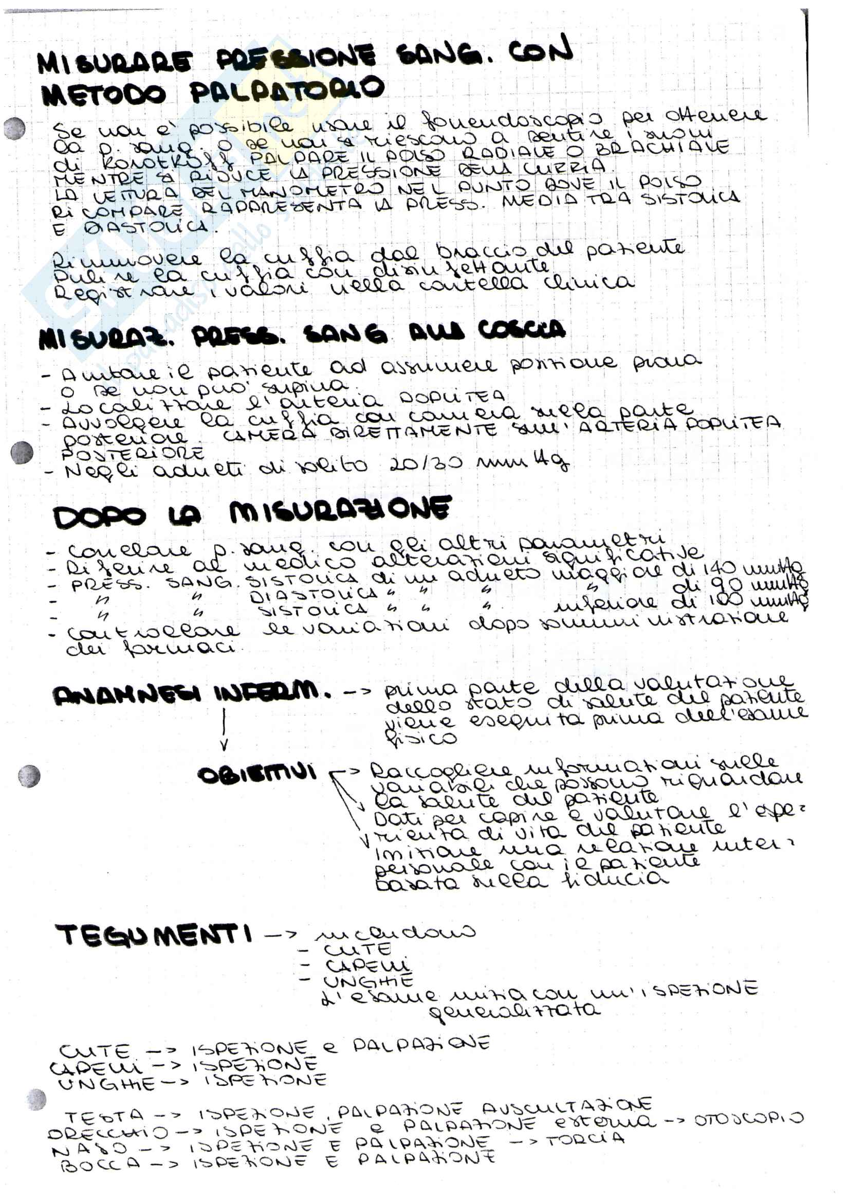 Infermieristica I - Infermieristica clinica Pag. 36