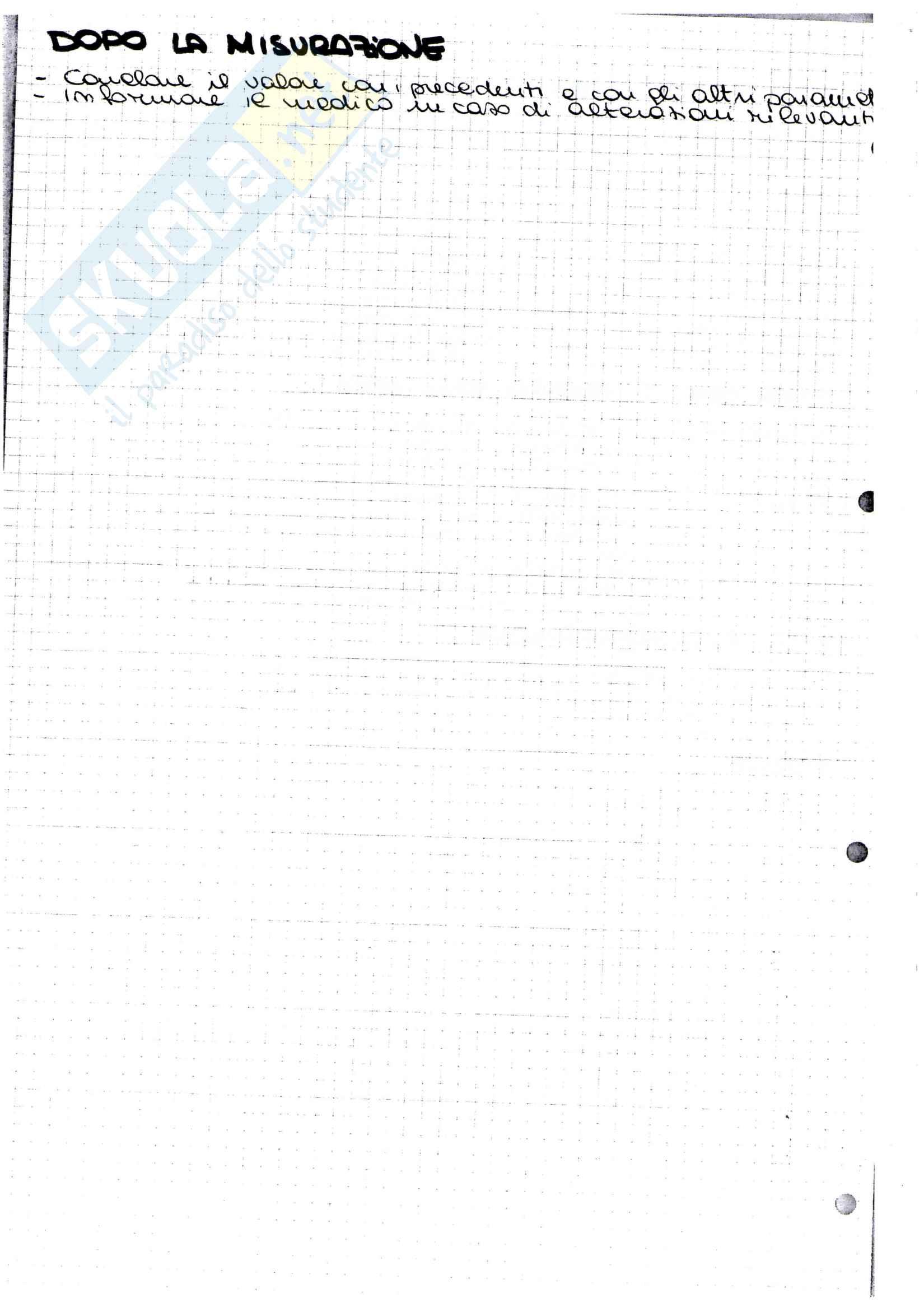 Infermieristica I - Infermieristica clinica Pag. 46