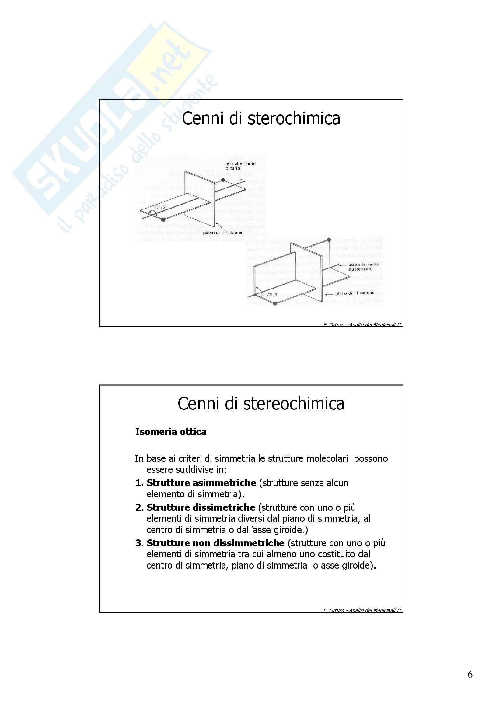 Chimica organica - polarimetria Pag. 6