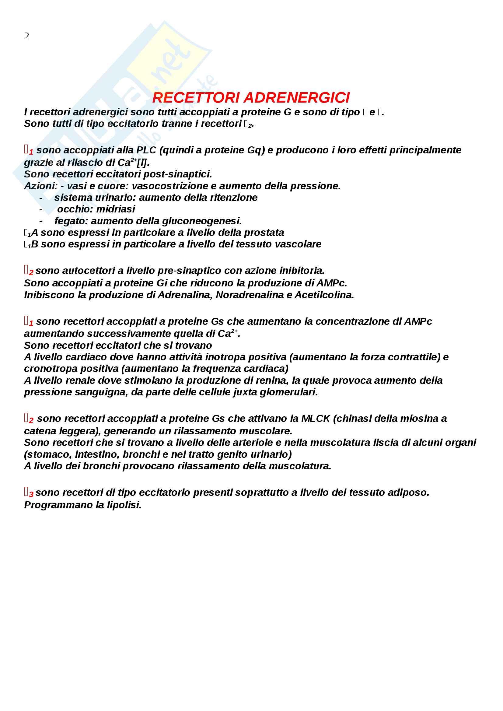 Chimica farmaceutica 2 Pag. 2