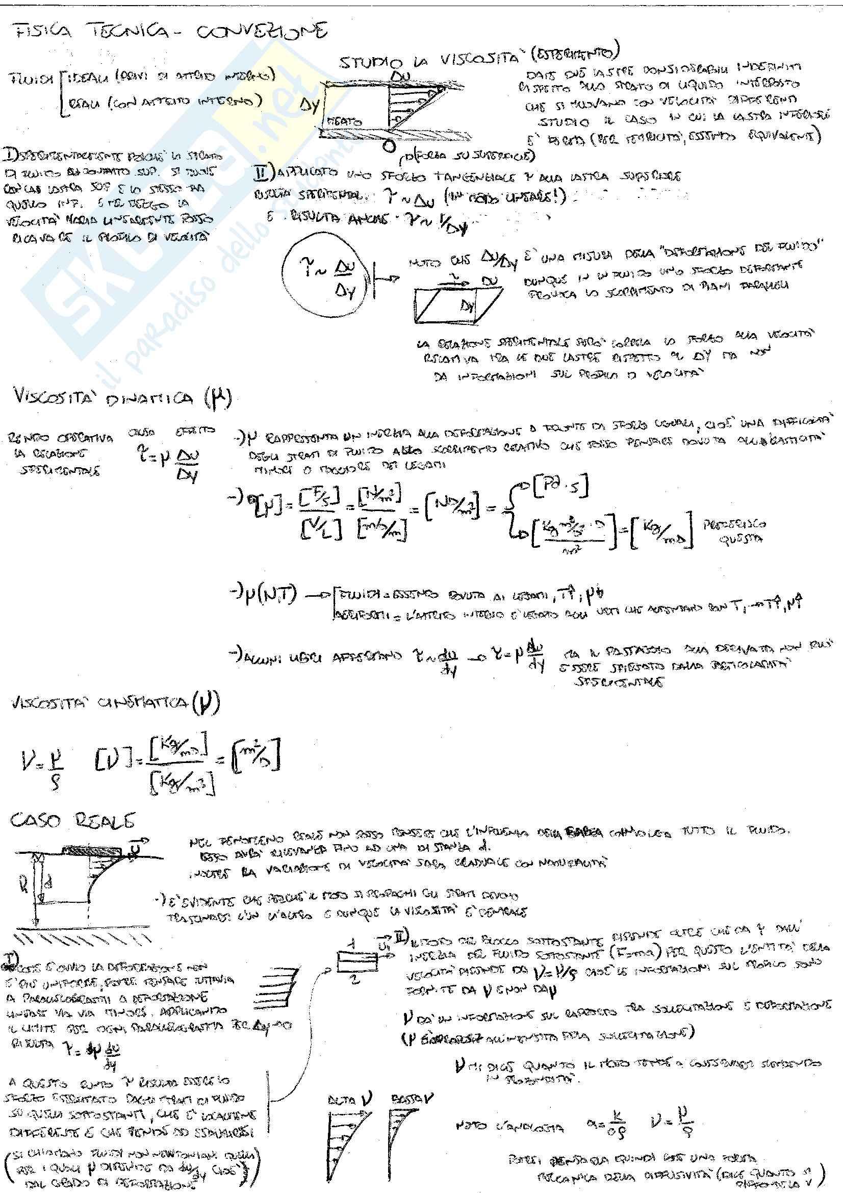 Fisica Tecnica - 02 - Convezione