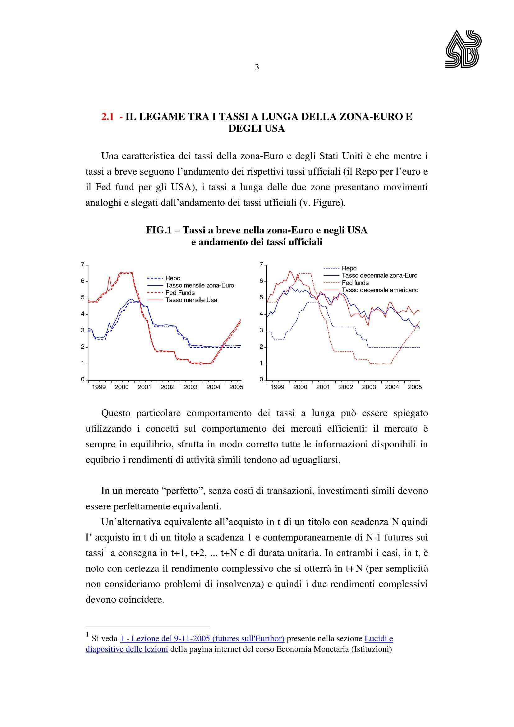 dispensa G. Verga Analisi e previsioni nei mercati finanziari