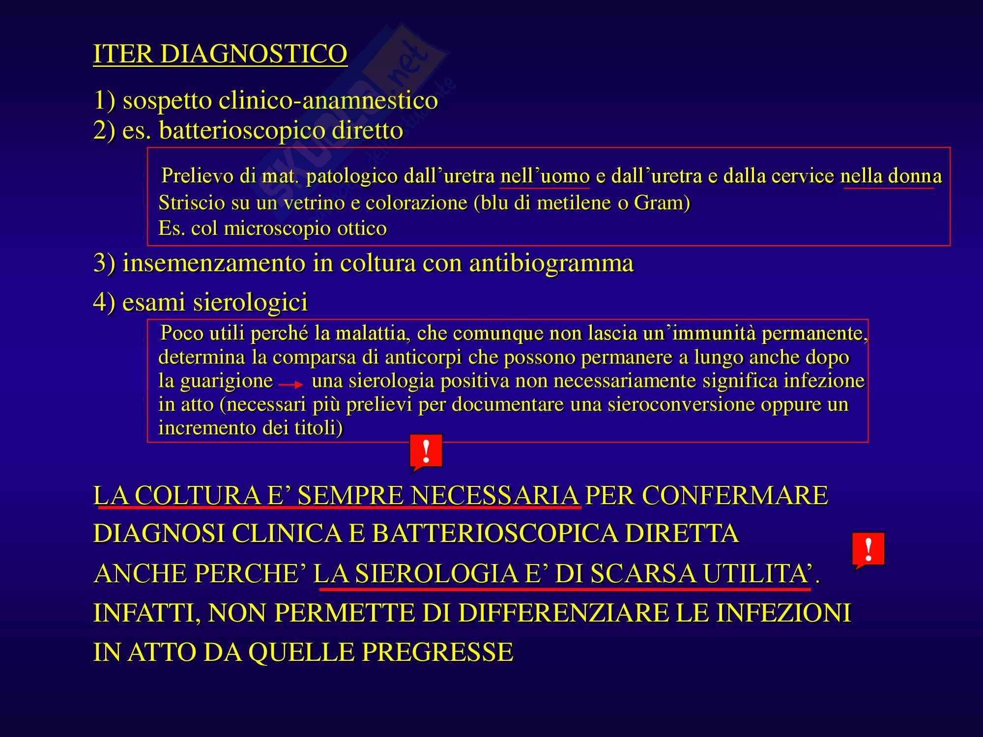 Gonorrea - Venereologia Pag. 6