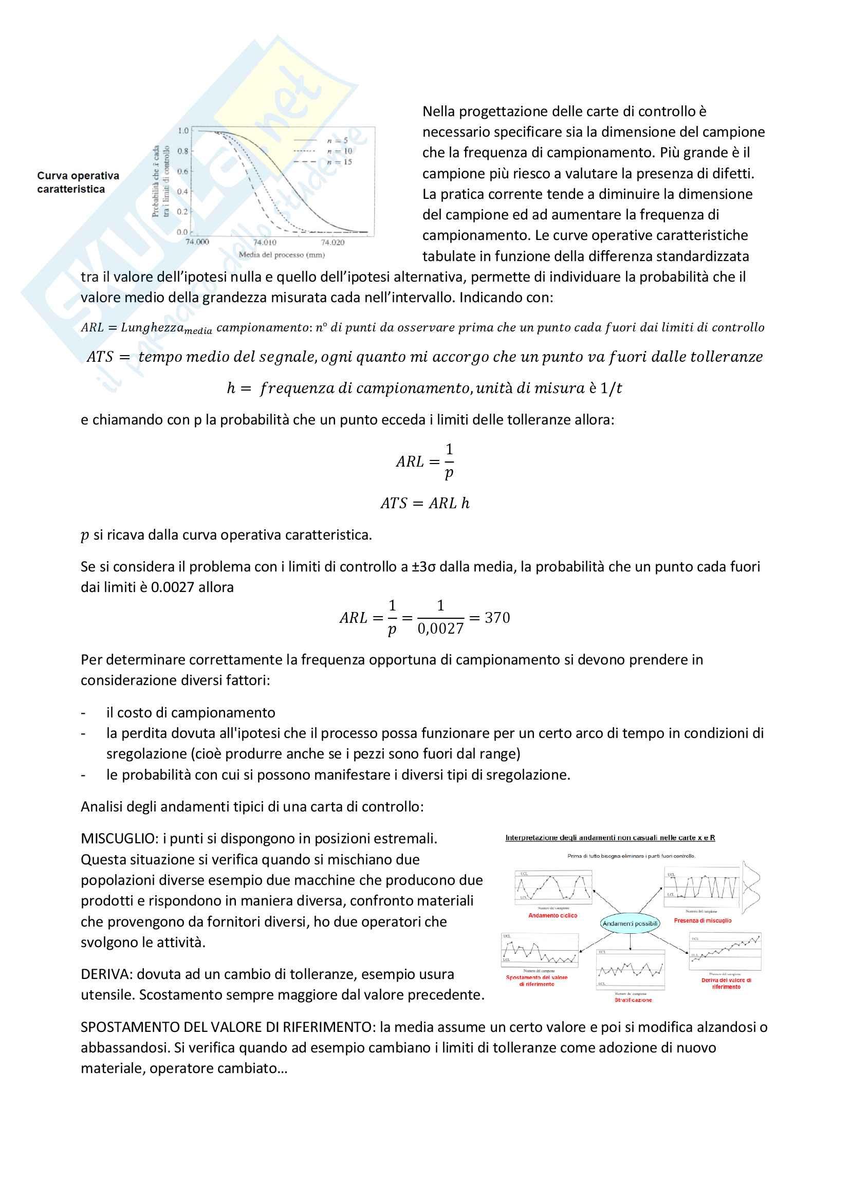 Sintesi programmazione e controllo della produzione Pag. 36