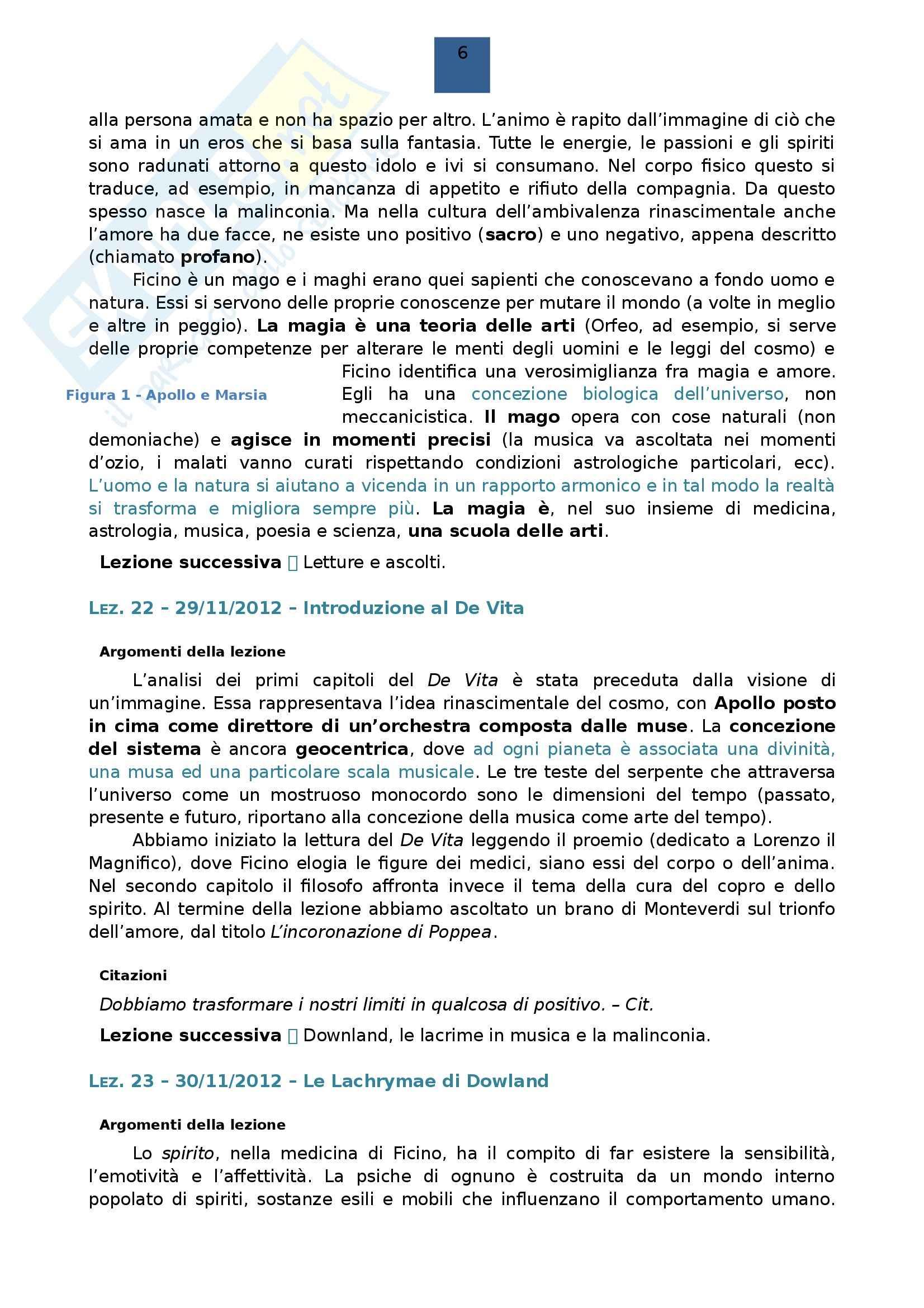 Filosofia ed Estetica Musicale - Appunti Pag. 6