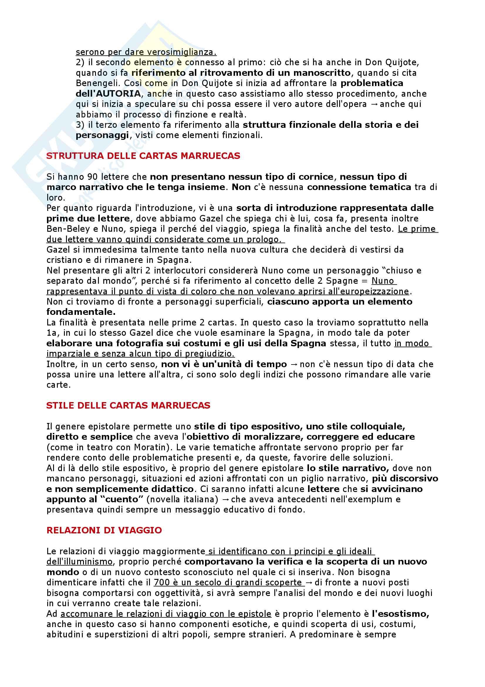 Il Settecento, l'Ottocento, il Novecento - Letteratura Spagnola II Pag. 36