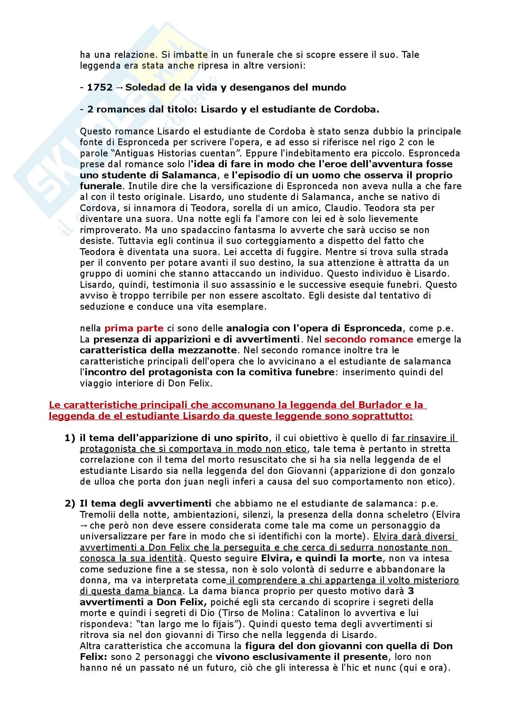 Il Settecento, l'Ottocento, il Novecento - Letteratura Spagnola II Pag. 56