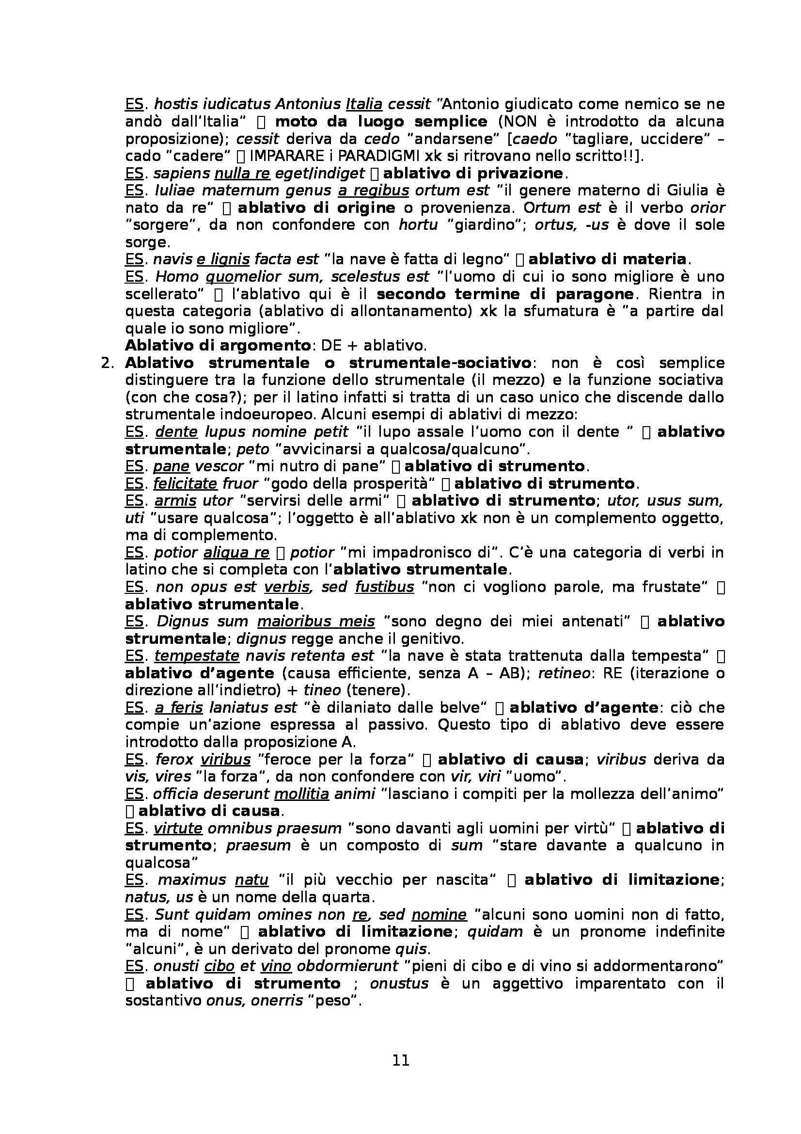 Letteratura latina - Appunti (parte due) Pag. 11