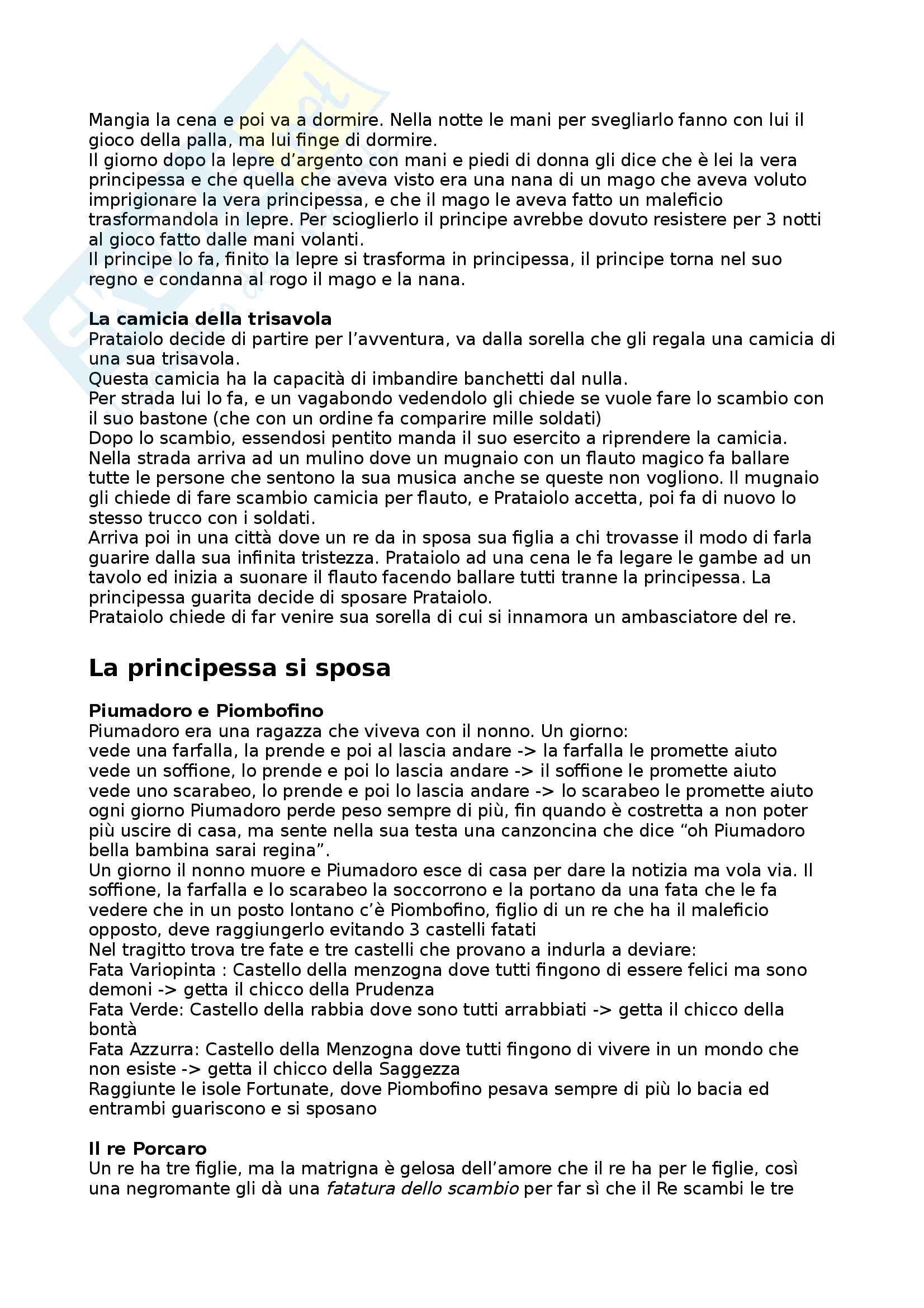 Riassunto esame letteratura italiana, prof. Masoero, libro cosigliato I Tre Talismani, Gozzano Pag. 6