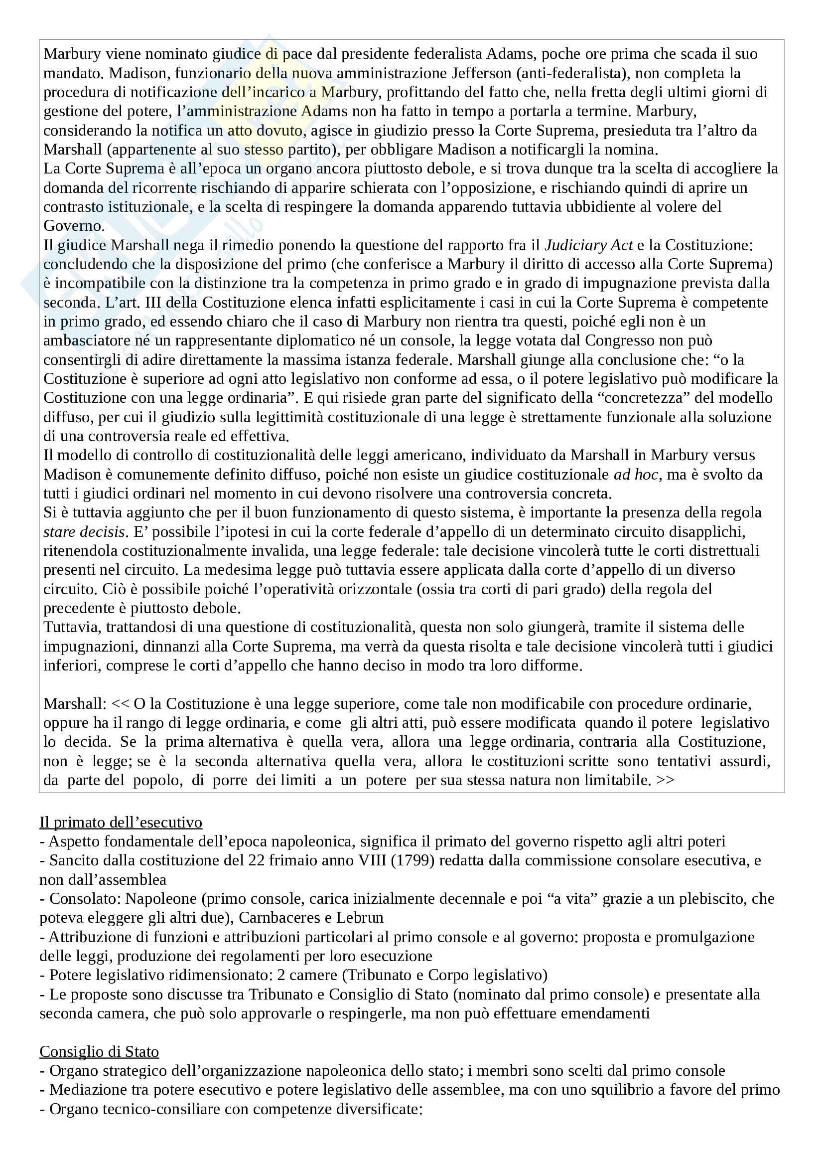 Storia contemporanea - Appunti lezioni Pag. 6