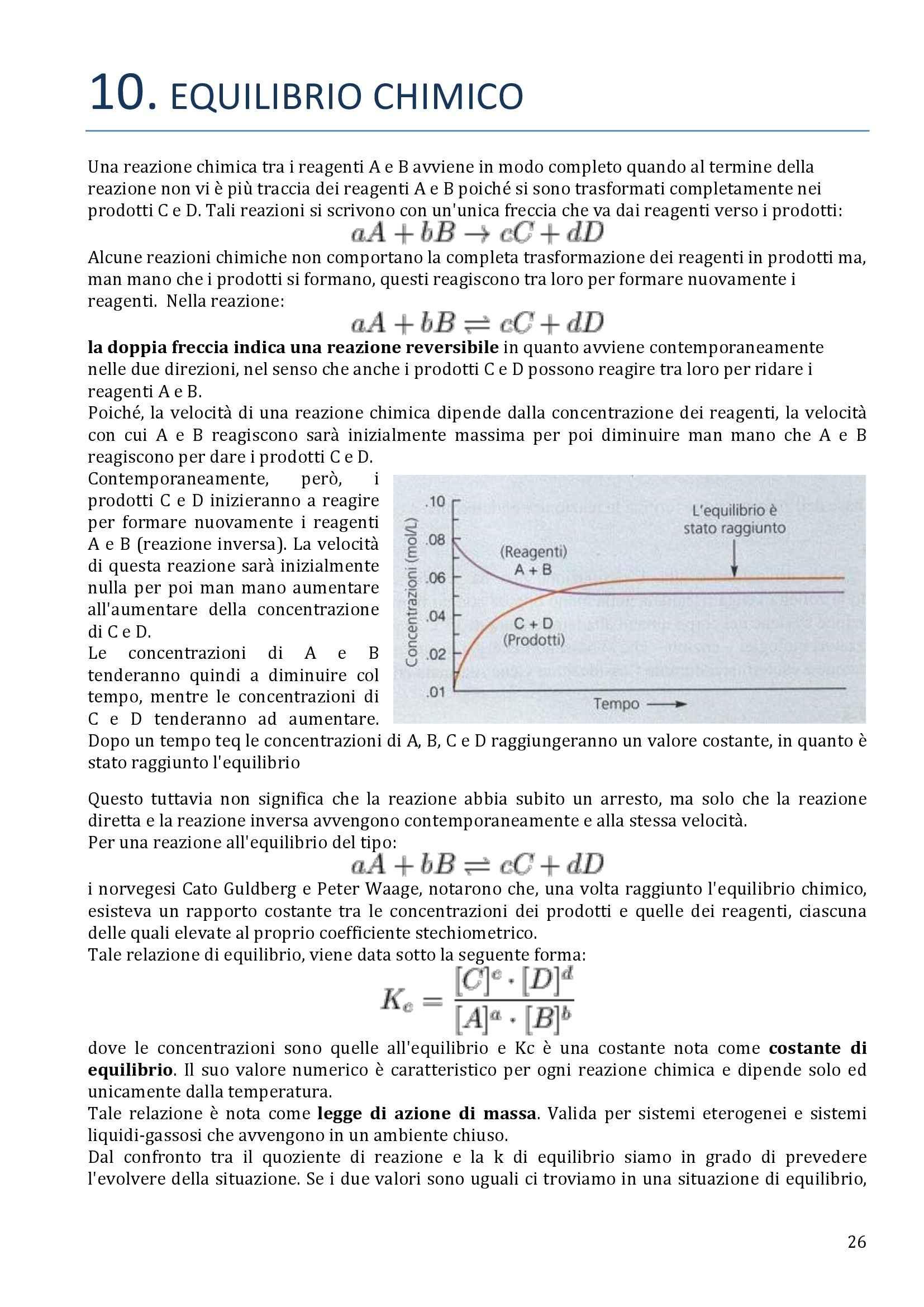 Chimica Generale e inorganica - Appunti Pag. 26