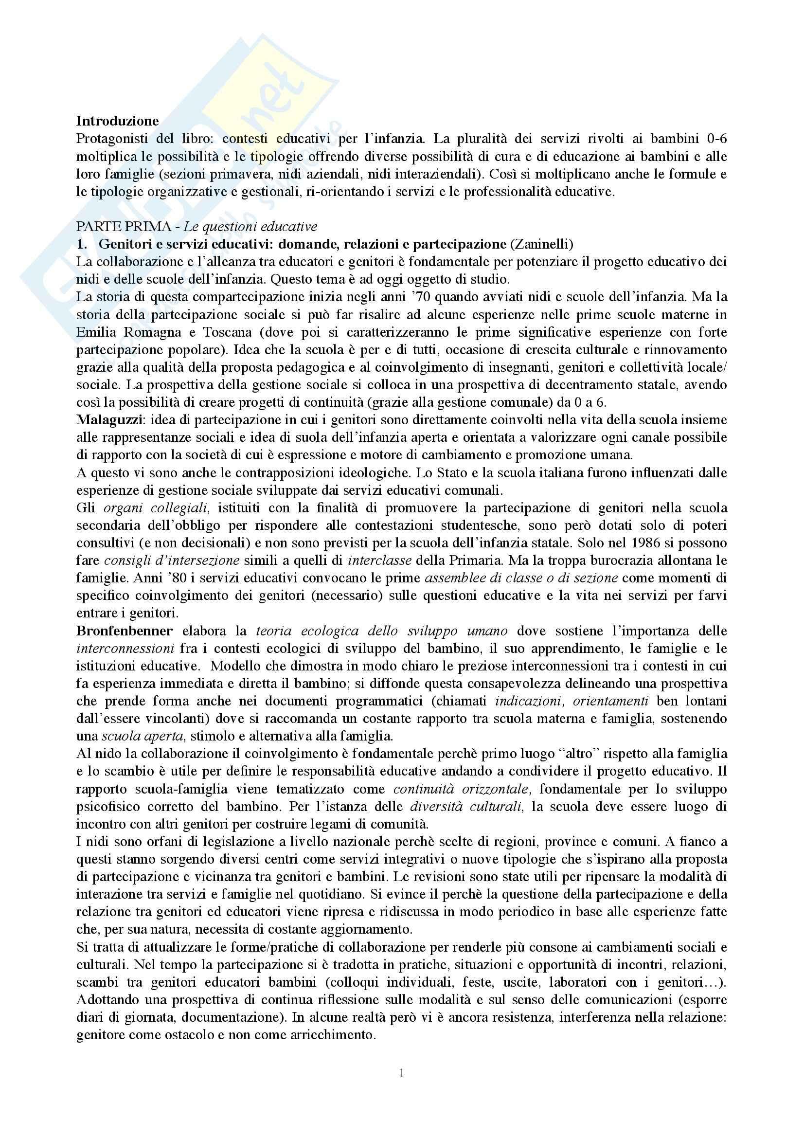 Riassunto esame Metodologia della ricerca, prof. Zaninelli, libro consigliato Pedagogia e infanzia