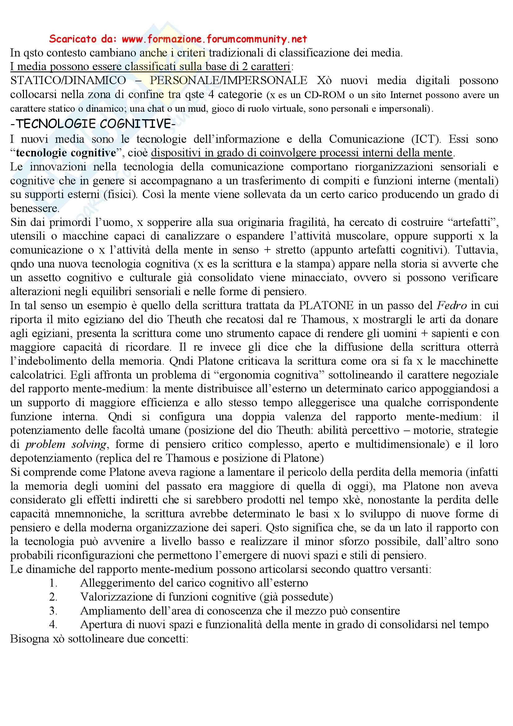 Laboratorio di media education Pag. 2
