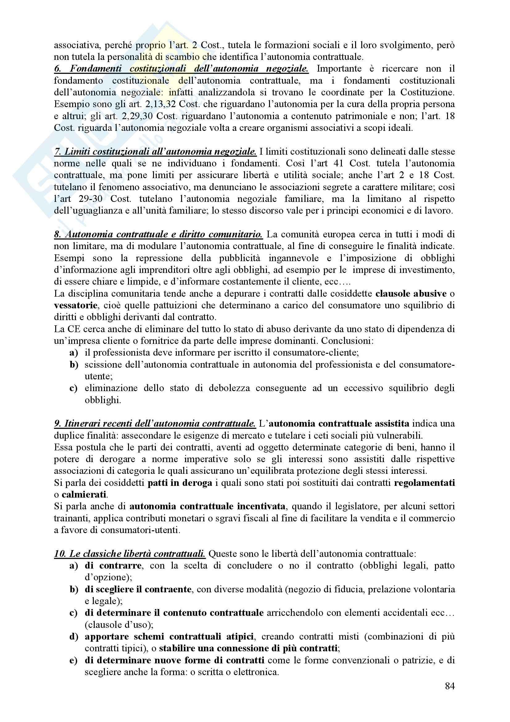 Diritto Civile - Perlingieri – Parte quarta – Riassunto esame Pag. 2