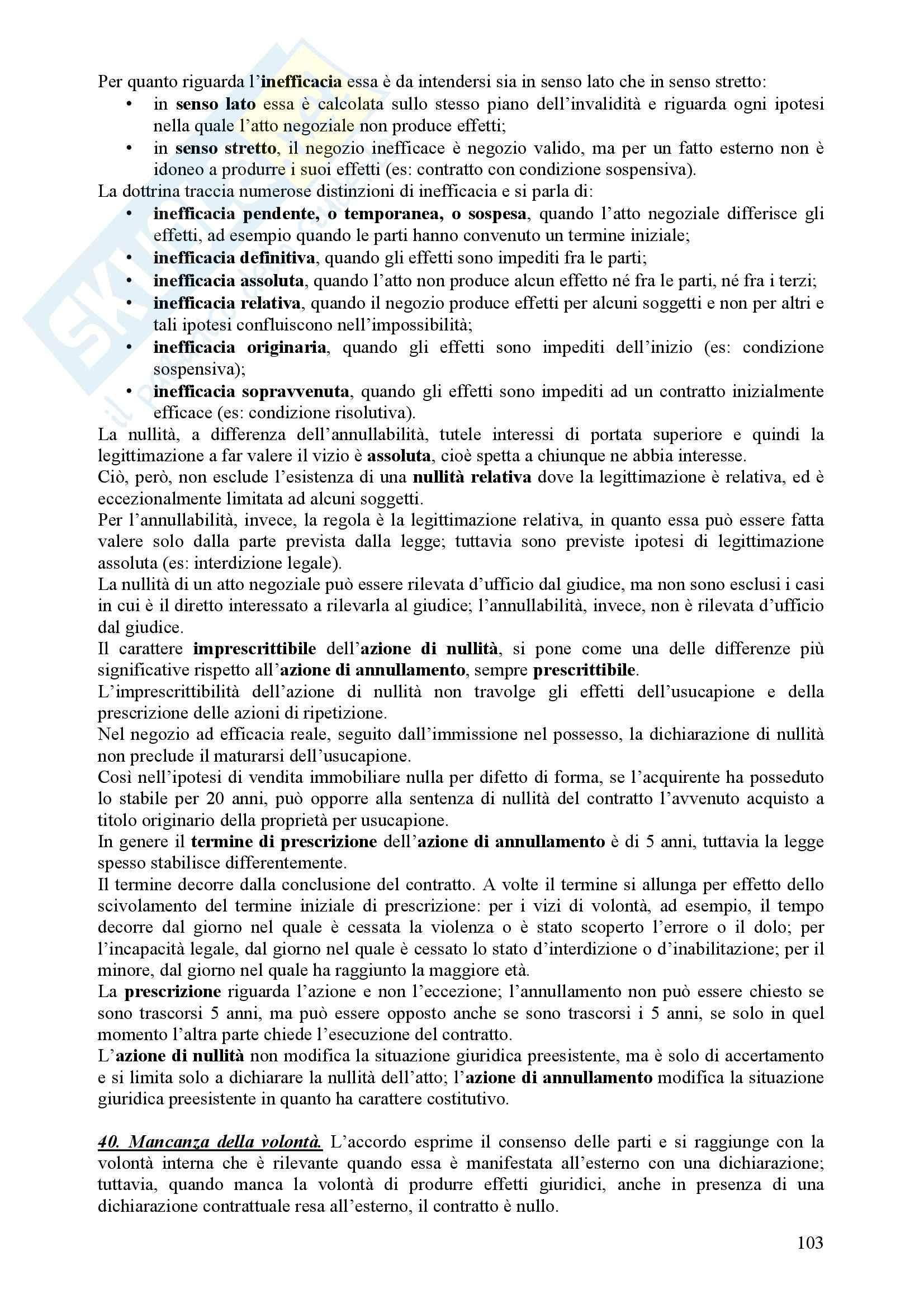Diritto Civile - Perlingieri – Parte quarta – Riassunto esame Pag. 21