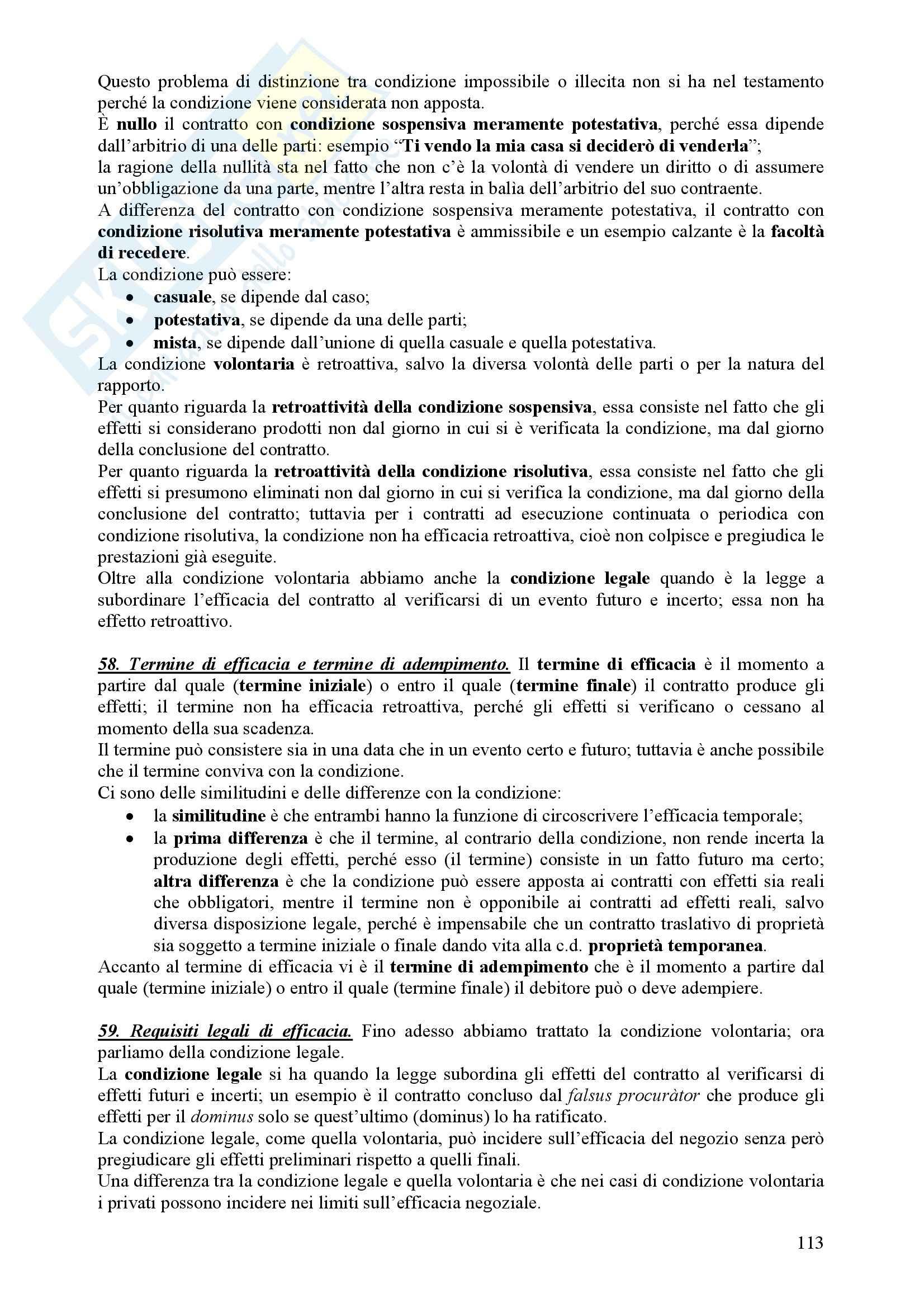 Diritto Civile - Perlingieri – Parte quarta – Riassunto esame Pag. 31