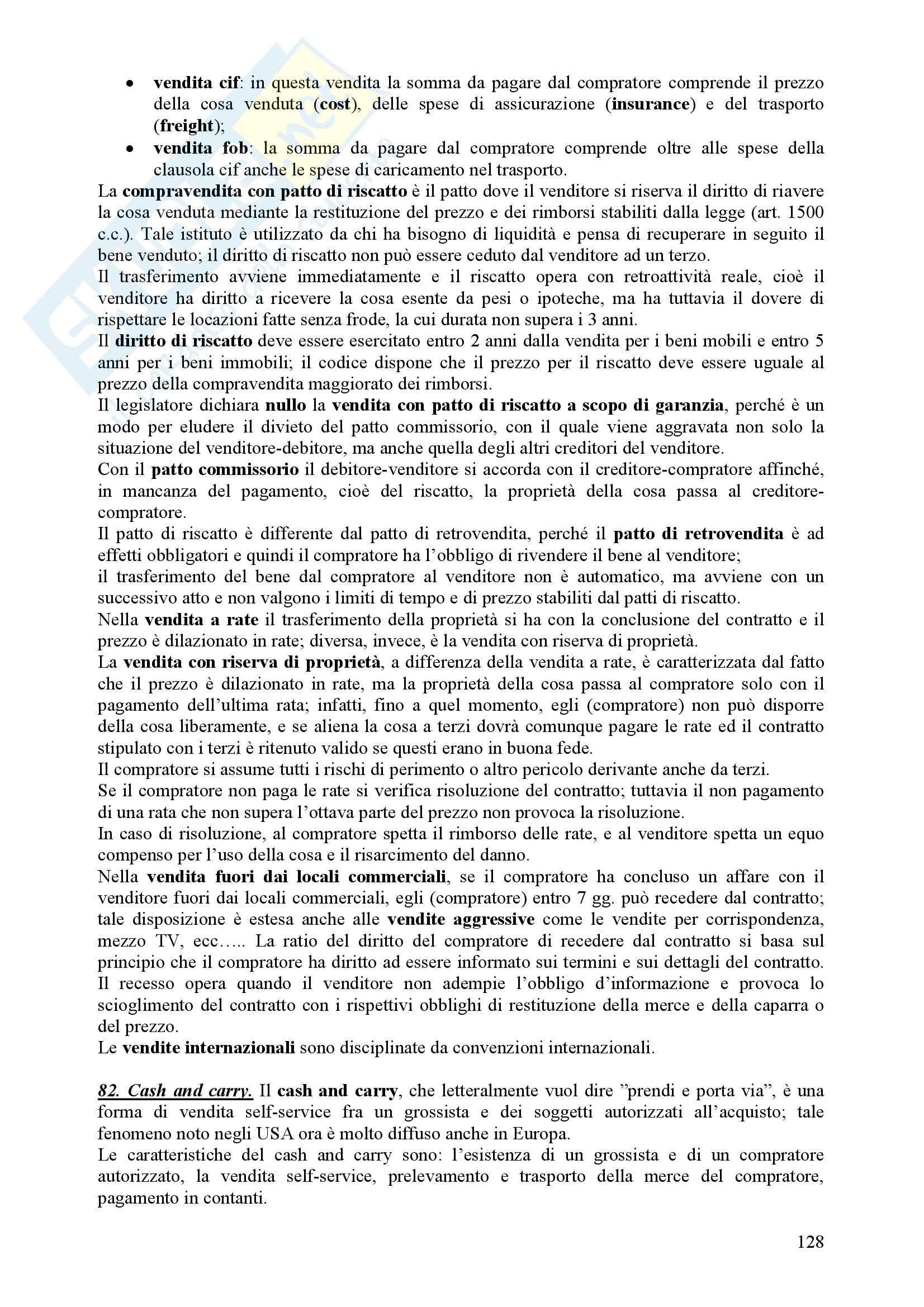 Diritto Civile - Perlingieri – Parte quarta – Riassunto esame Pag. 46