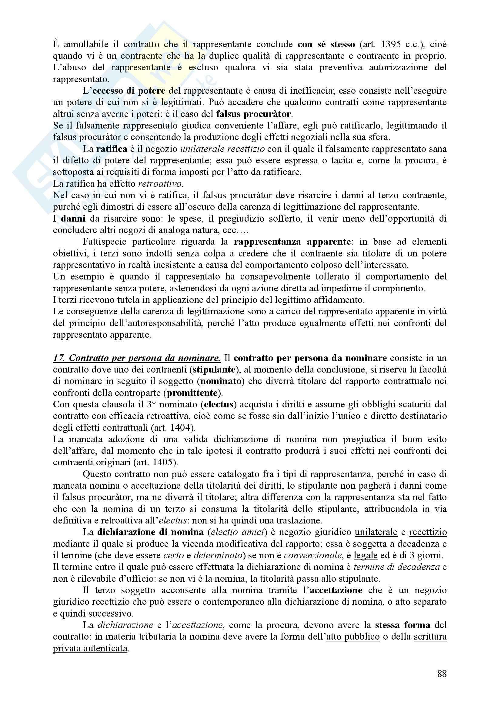 Diritto Civile - Perlingieri – Parte quarta – Riassunto esame Pag. 6
