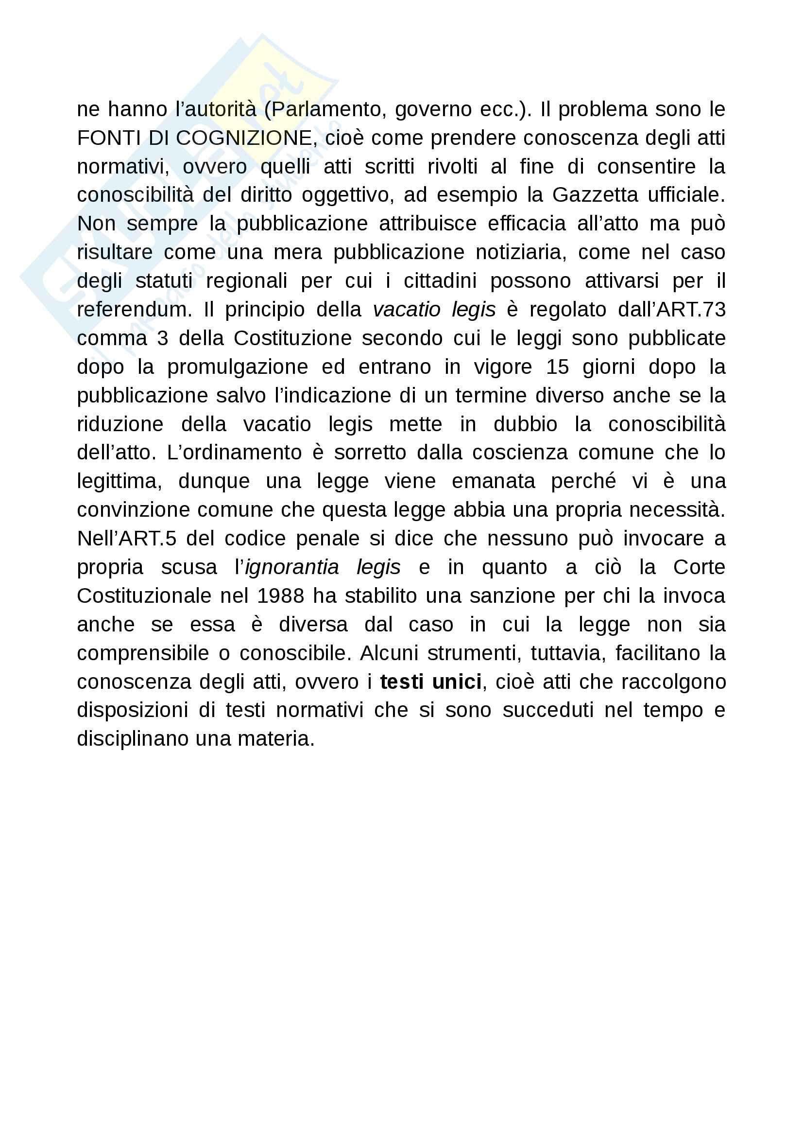 Diritto costituzionale II prof Romboli Pag. 2