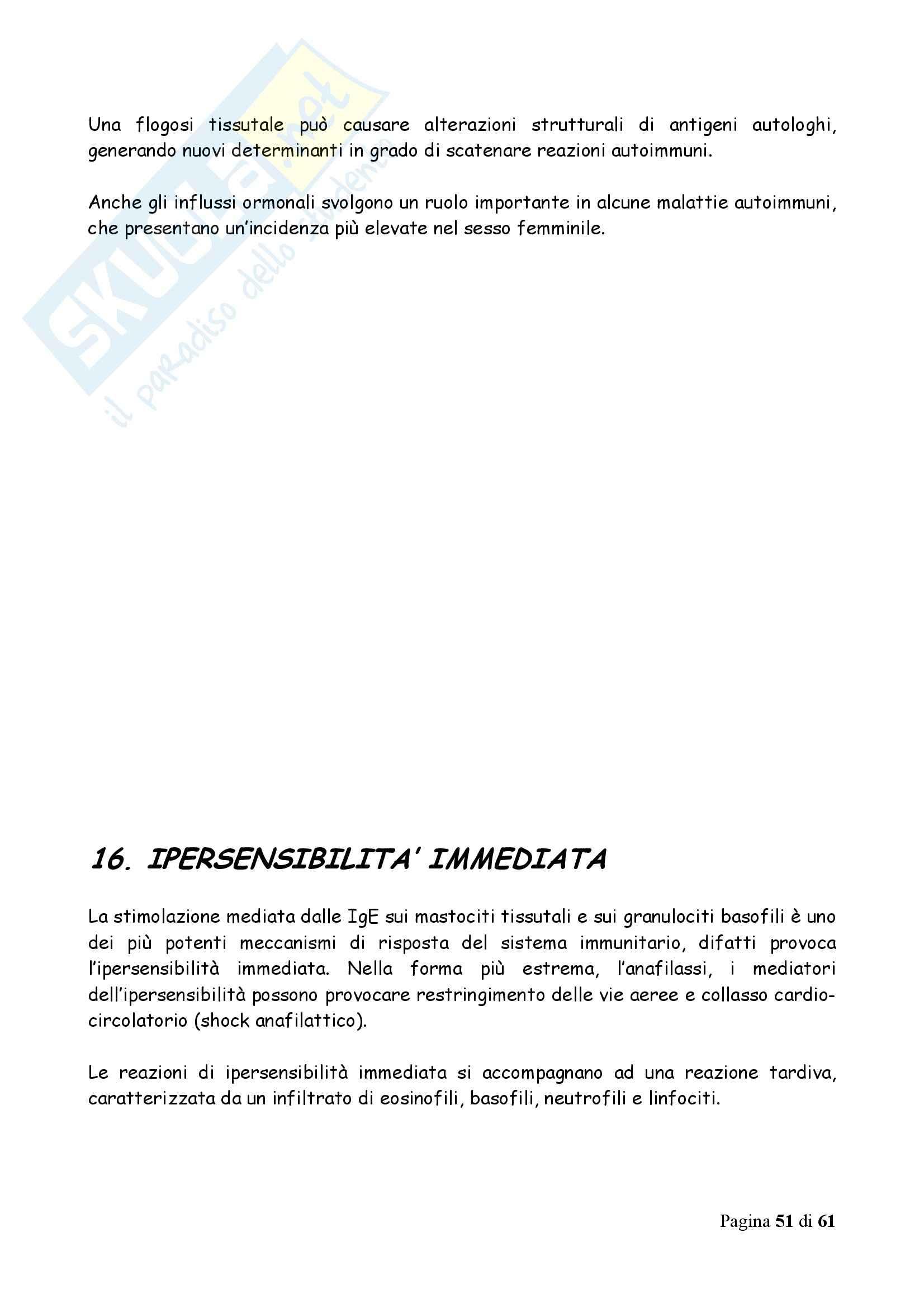Immunologia - Appunti Pag. 51