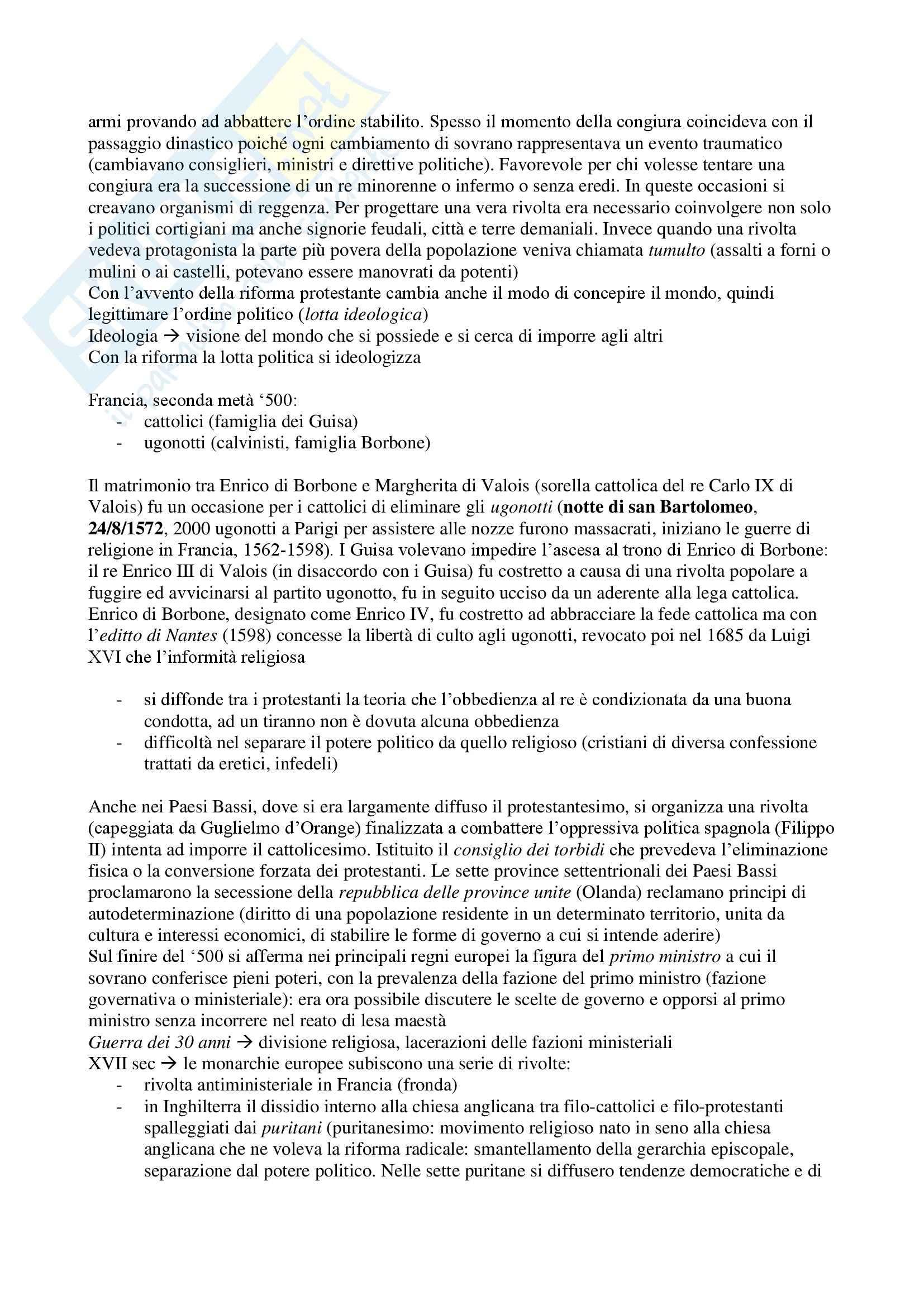 Storia dell'Europa- i titoli nobiliari Pag. 11