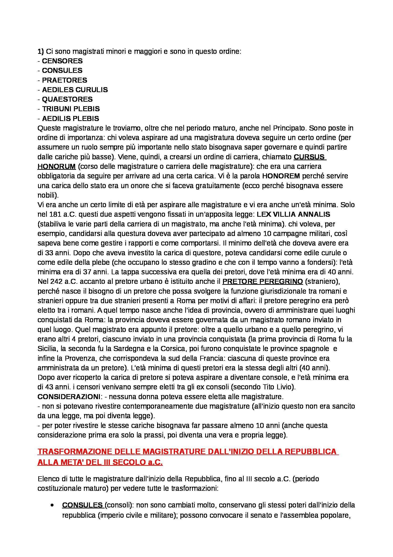 Storia del diritto romano - Appunti Pag. 11