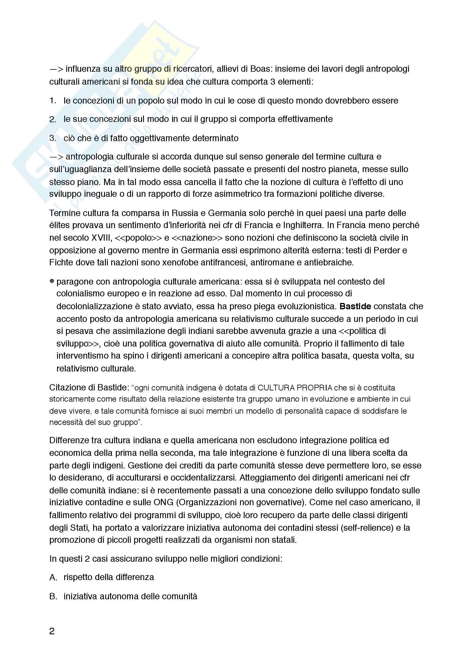Riassunto esame antropologia sociale, prof. Allovio, libro consigliato Logiche meticce, Amselle Pag. 11