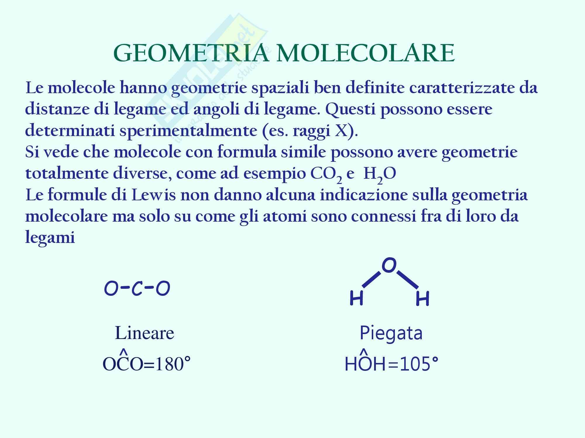 Chimica generale e inorganica - il modello Lewis Pag. 2